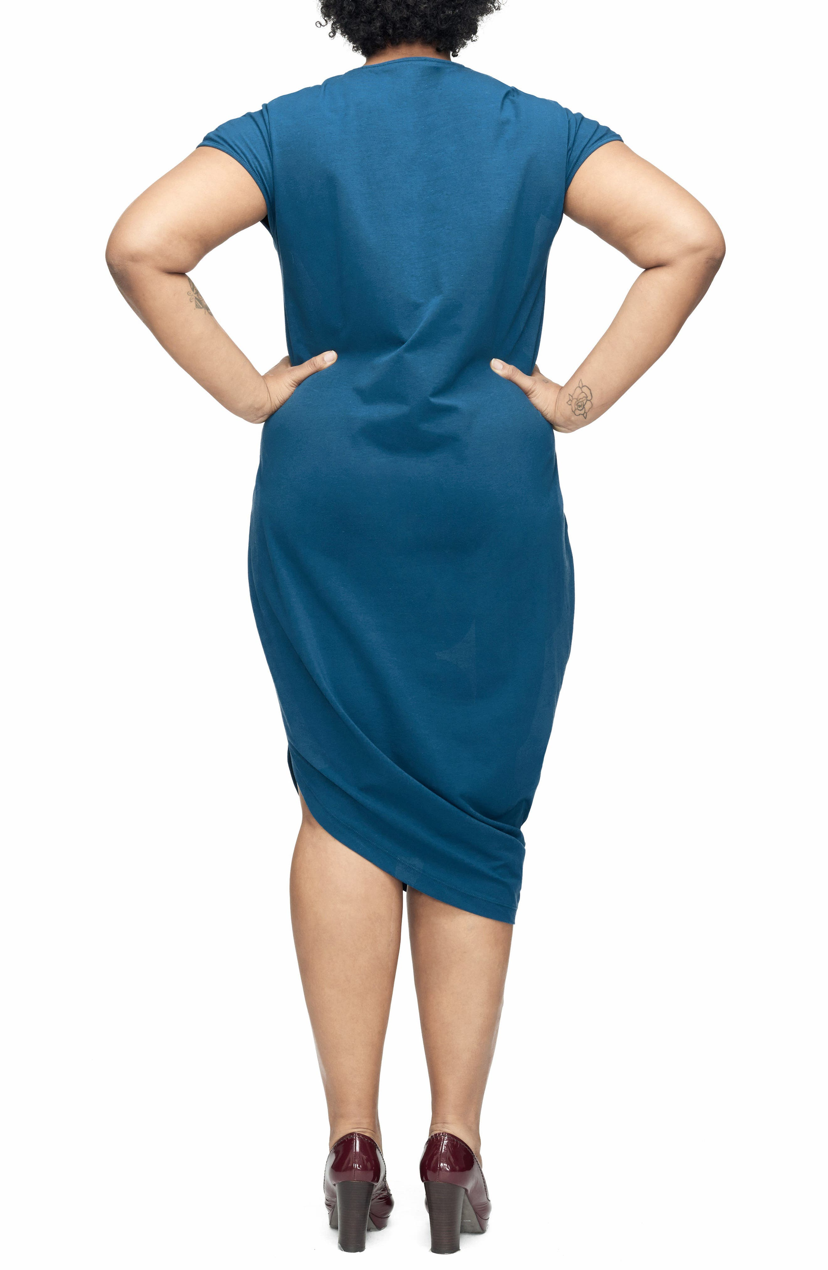 Alternate Image 3  - UNIVERSAL STANDARD Geneva Dress (Plus Size)