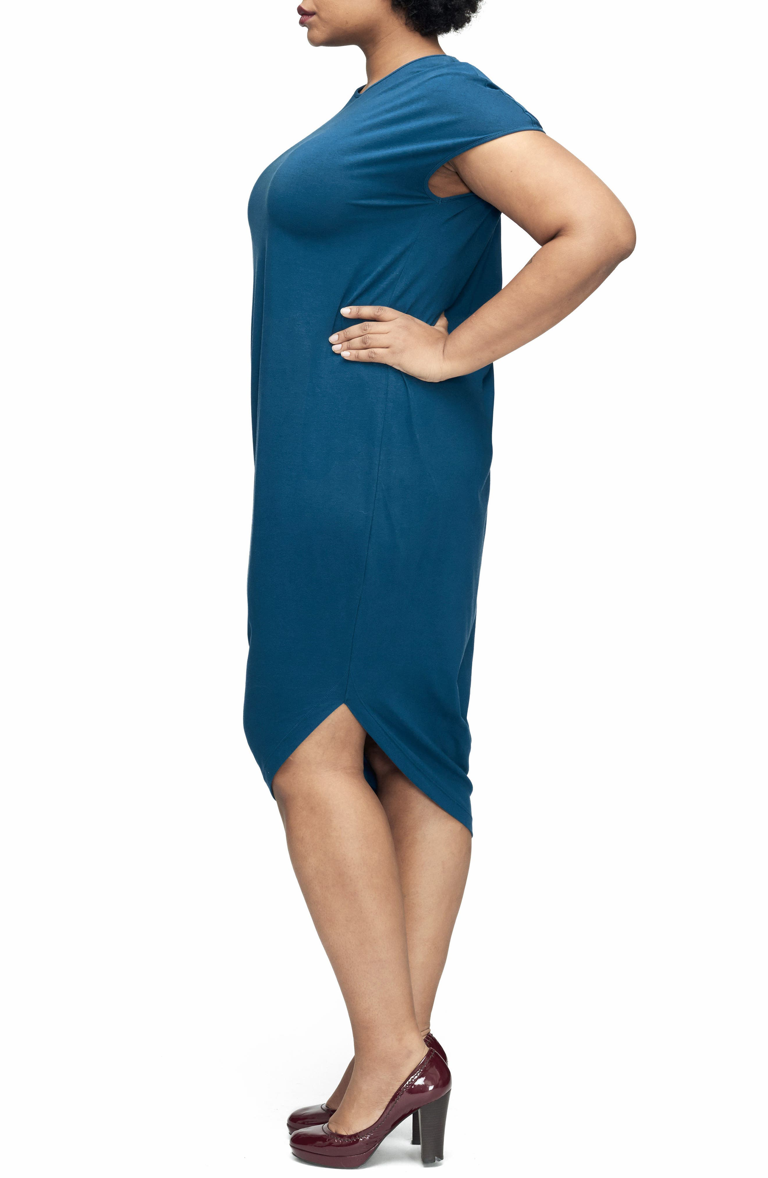 Alternate Image 4  - UNIVERSAL STANDARD Geneva Dress (Plus Size)