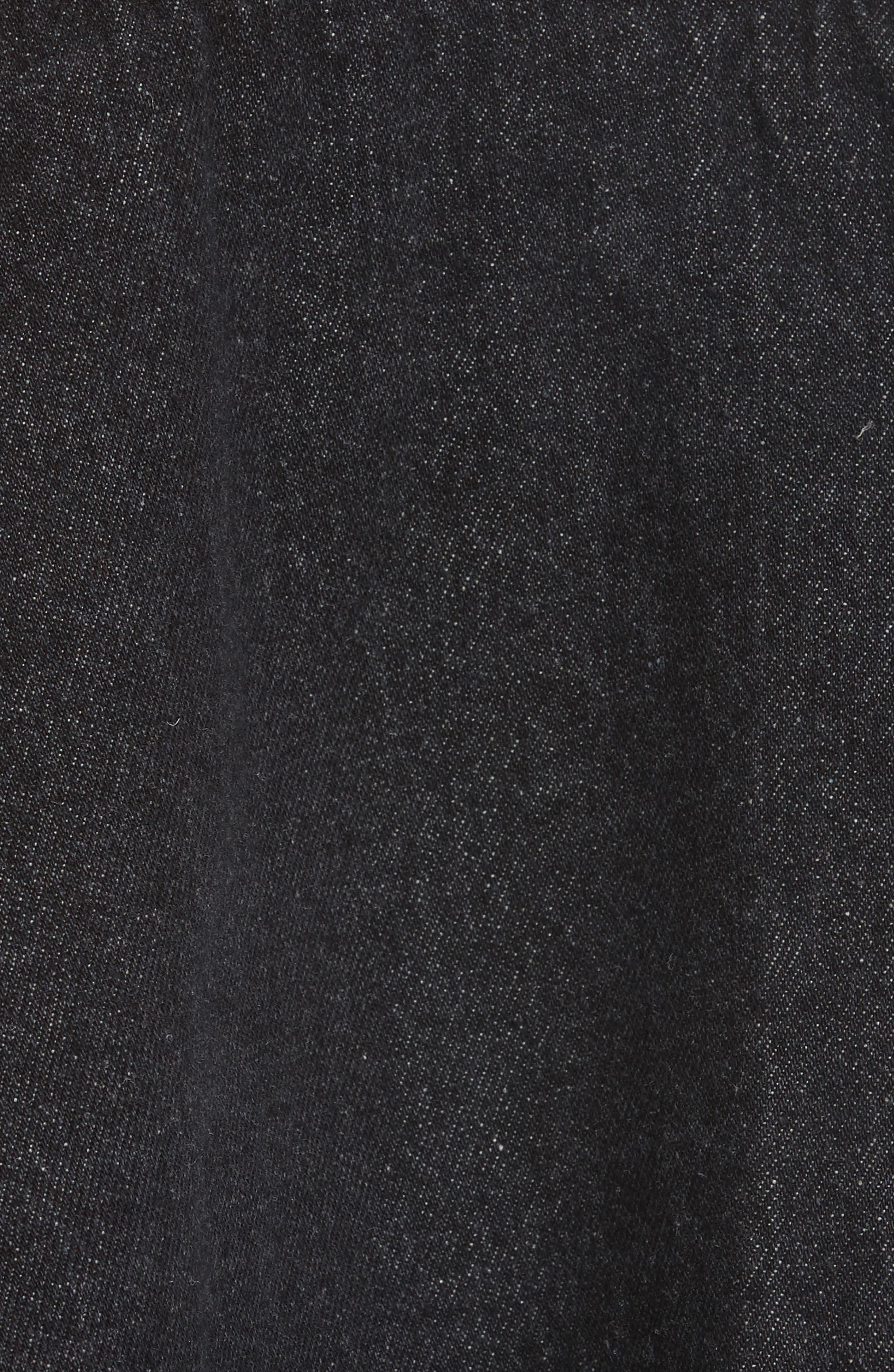 Alternate Image 5  - Robert Rodriguez Denim Ruffle Shirt