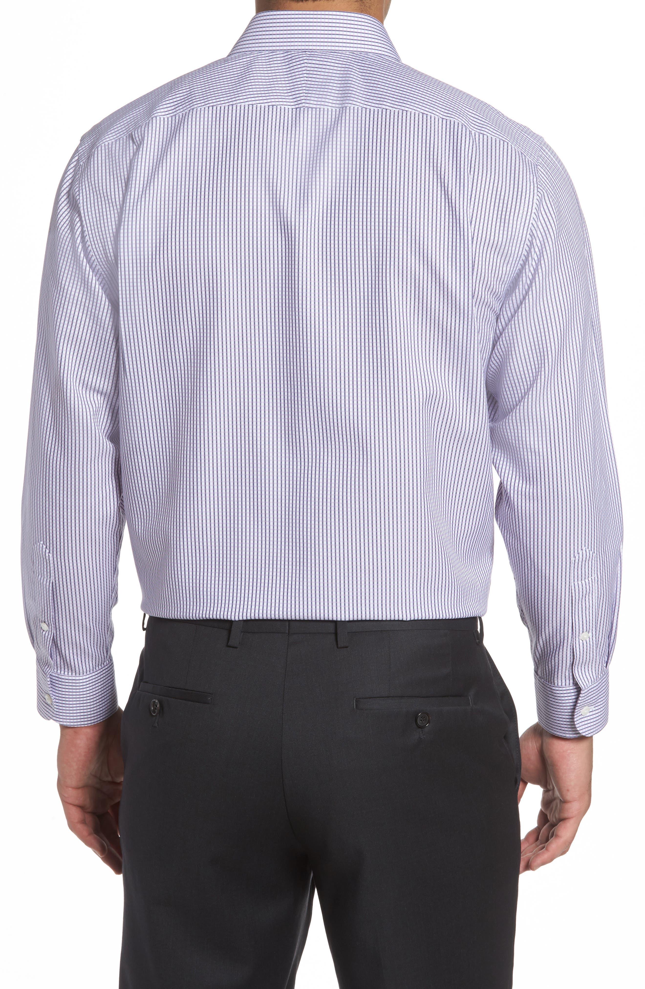 Alternate Image 3  - Nordstrom Men's Shop Smartcare™ Traditional Fit Check Dress Shirt