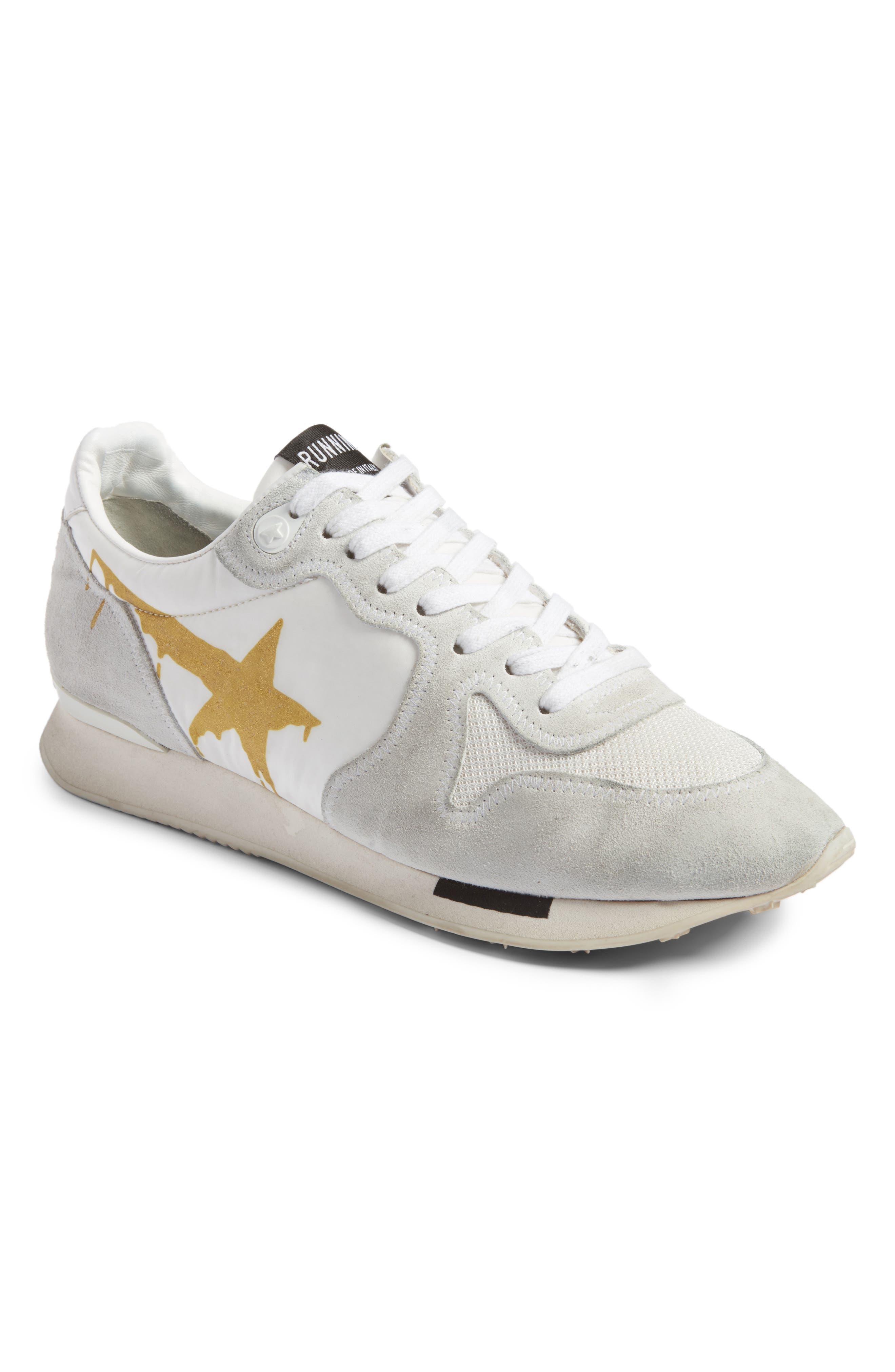 Alternate Image 1 Selected - Golden Goose Running Trainer Sneaker (Women)