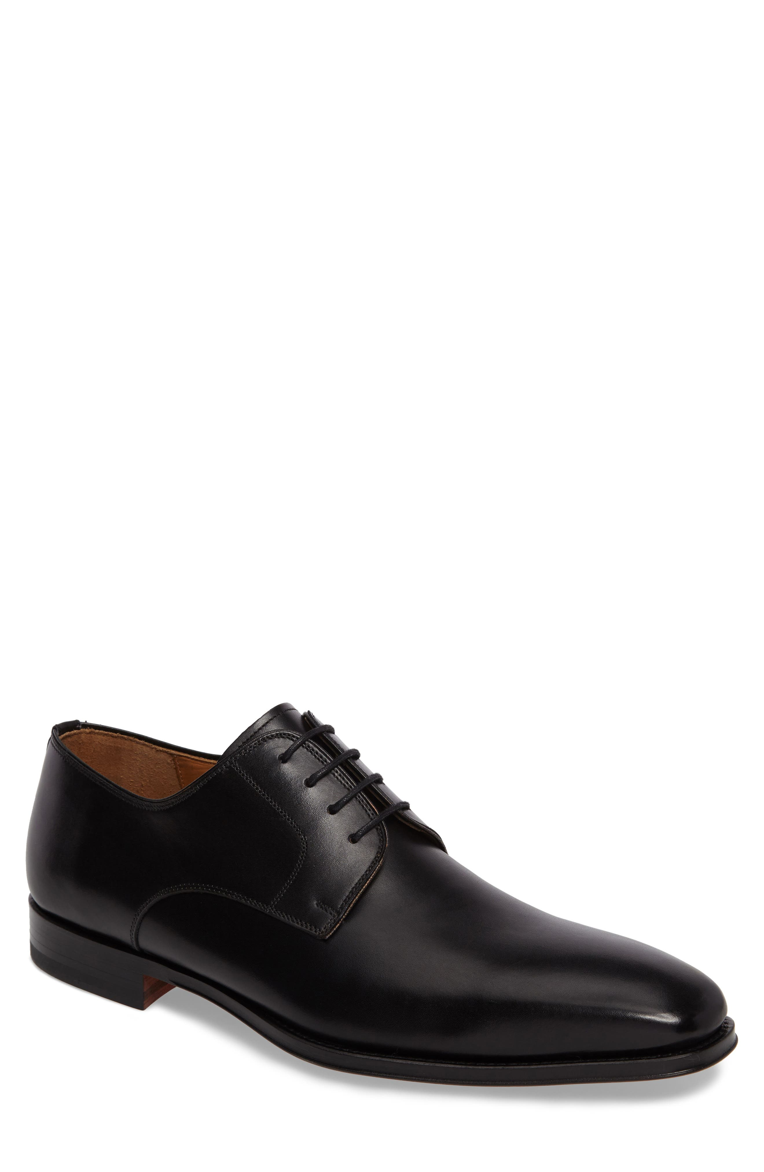 Main Image - Magnanni 'Colo' Plain Toe Derby (Men)