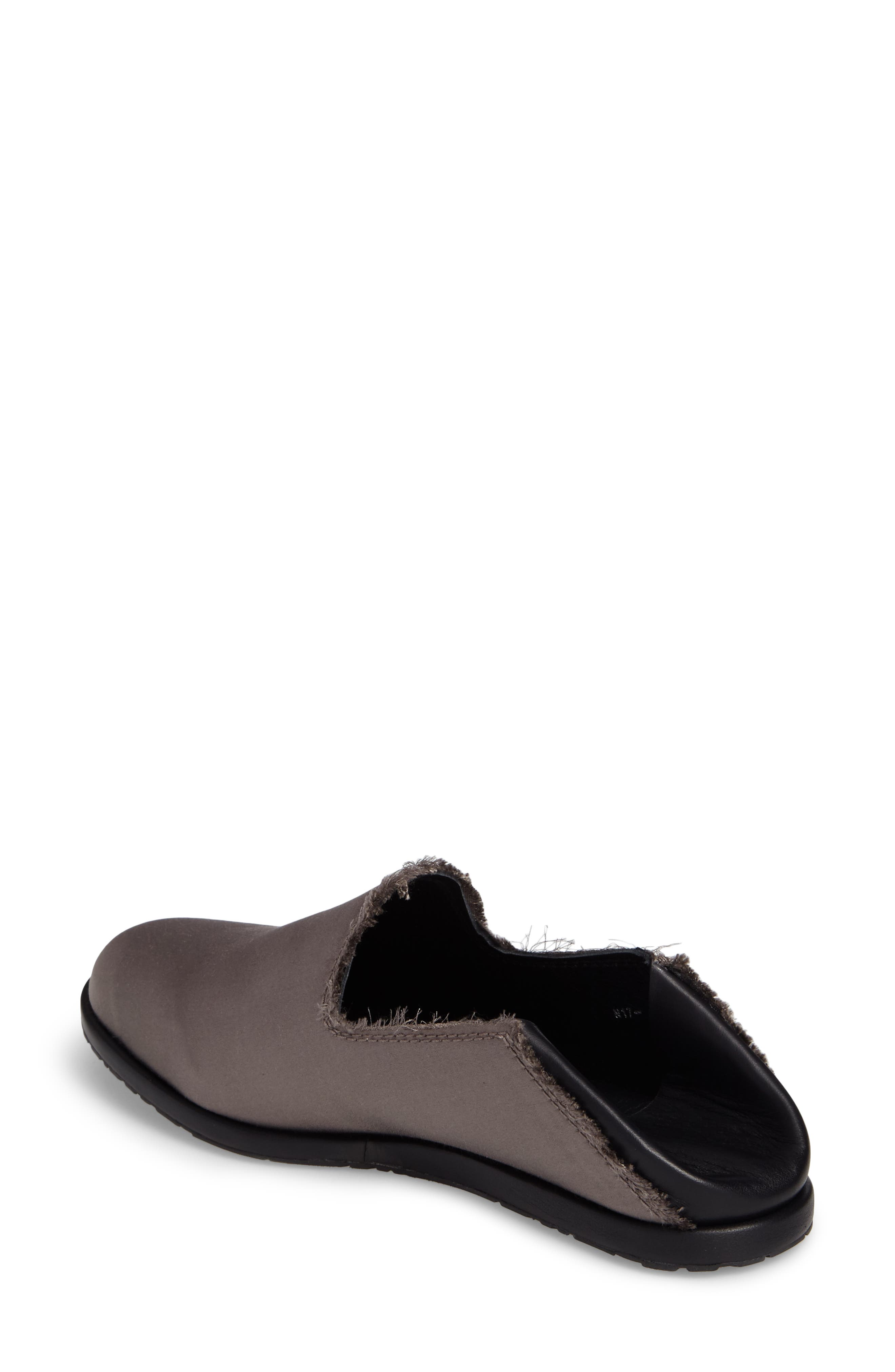 Yamir Convertible Loafer,                             Alternate thumbnail 3, color,                             Truffle Satin