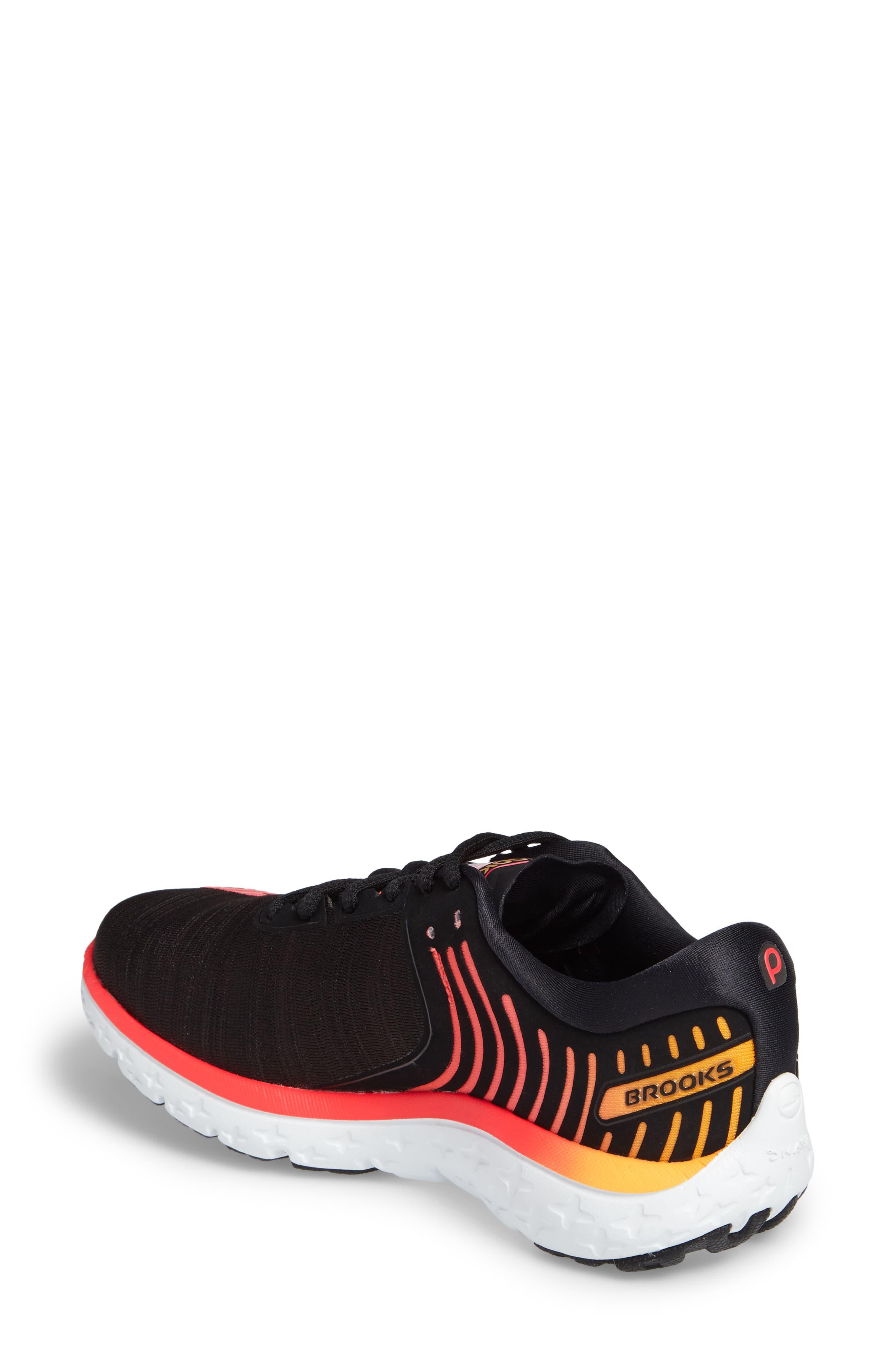 Alternate Image 2  - Brooks PureFlow 6 Running Shoe (Women)