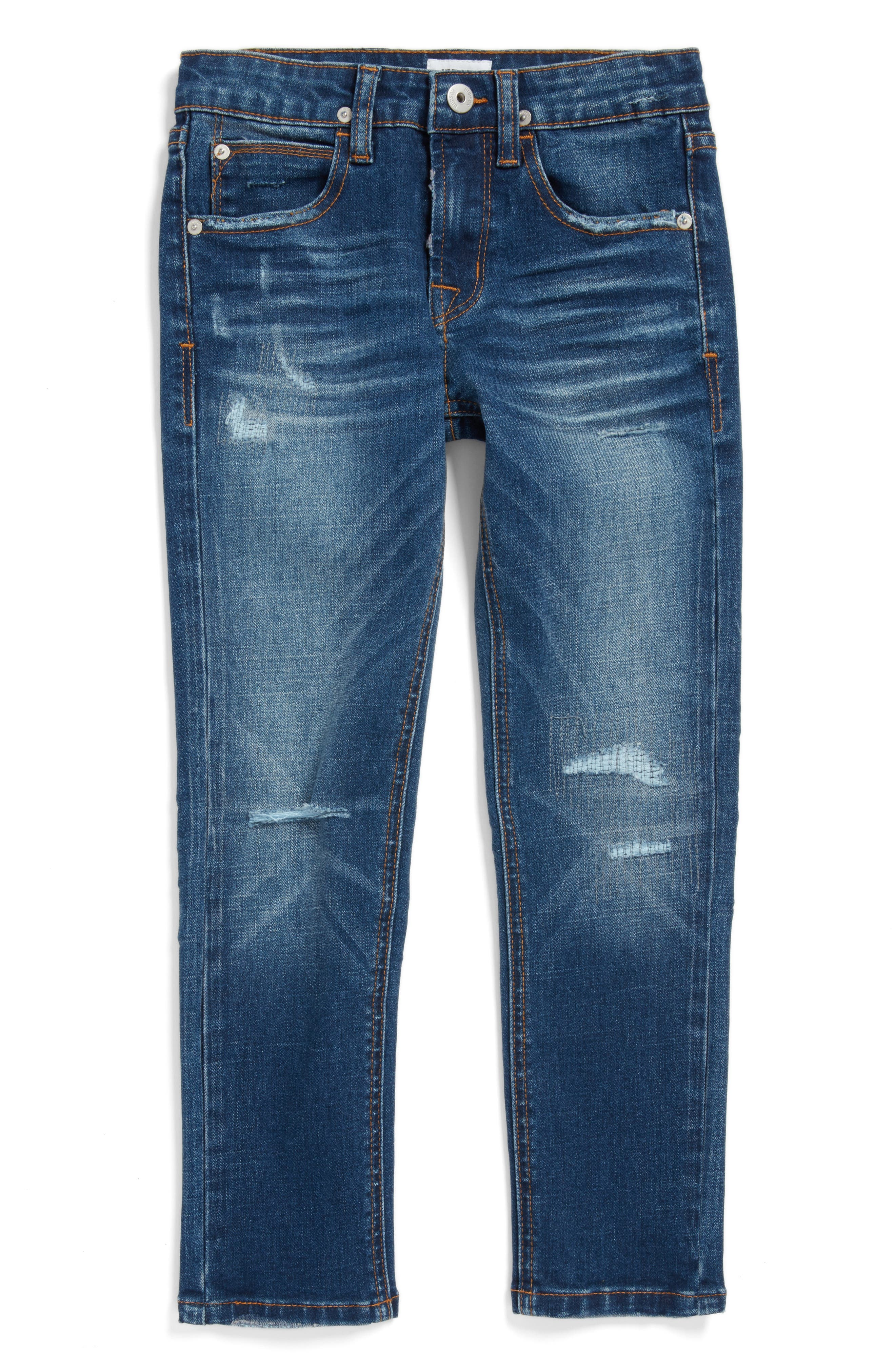 Hudson Jagger Slim Straight Leg Jeans (Toddler Boys, Little Boys & Big Boys)