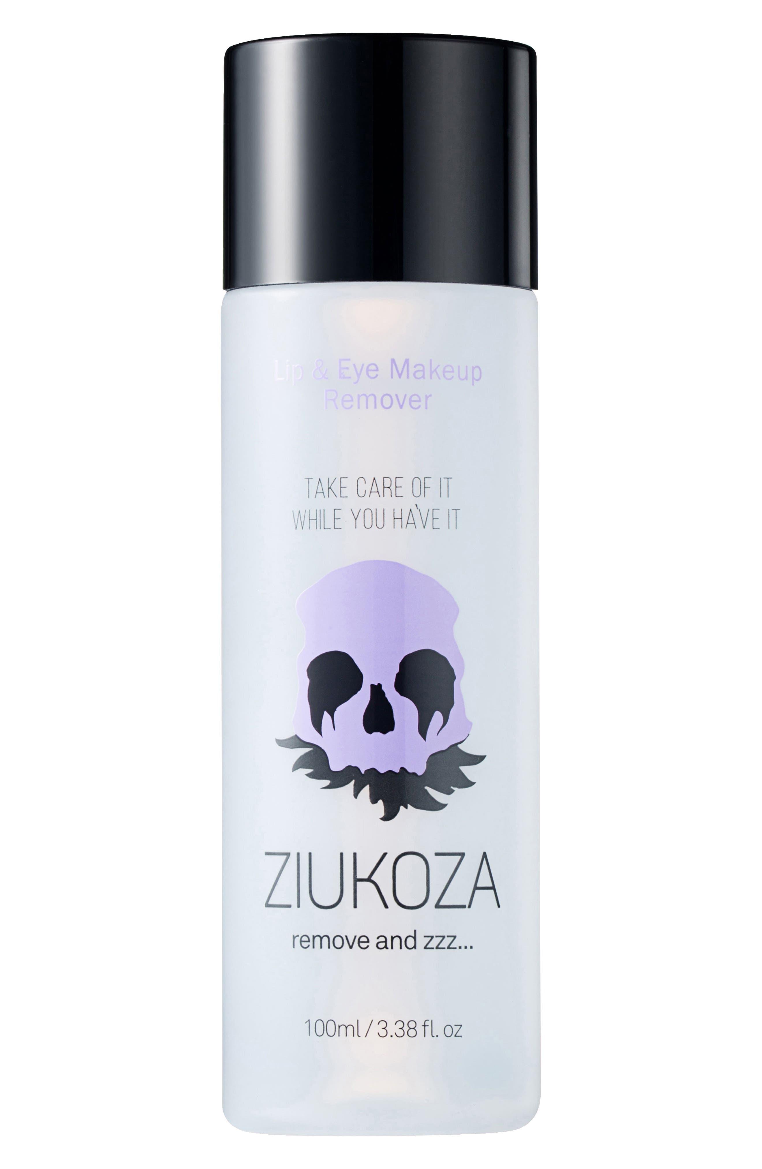 Main Image - Too Cool for School Ziukoza Lip & Eye Makeup Remover
