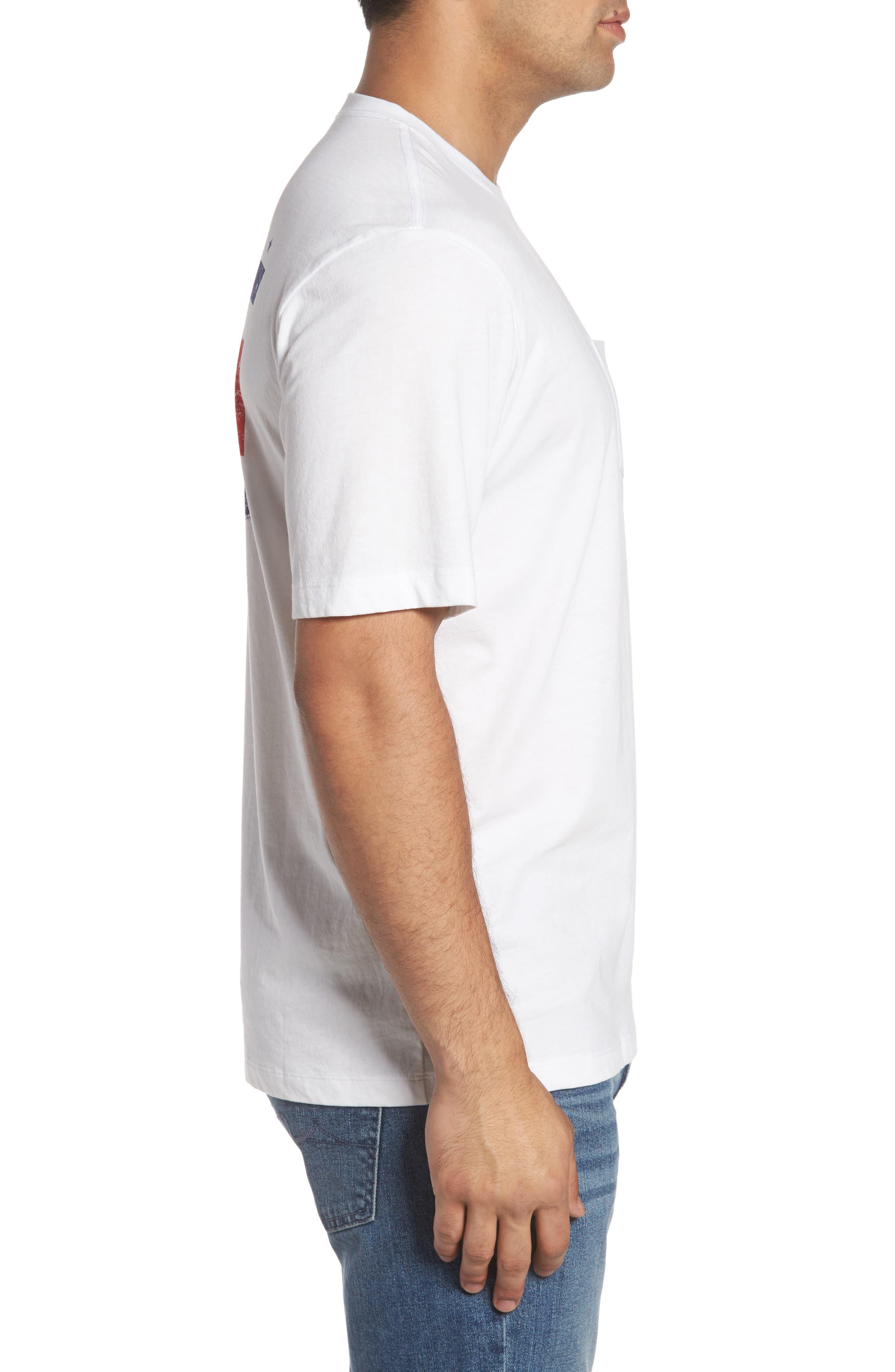 Alternate Image 3  - johnnie-O Union Graphic T-Shirt