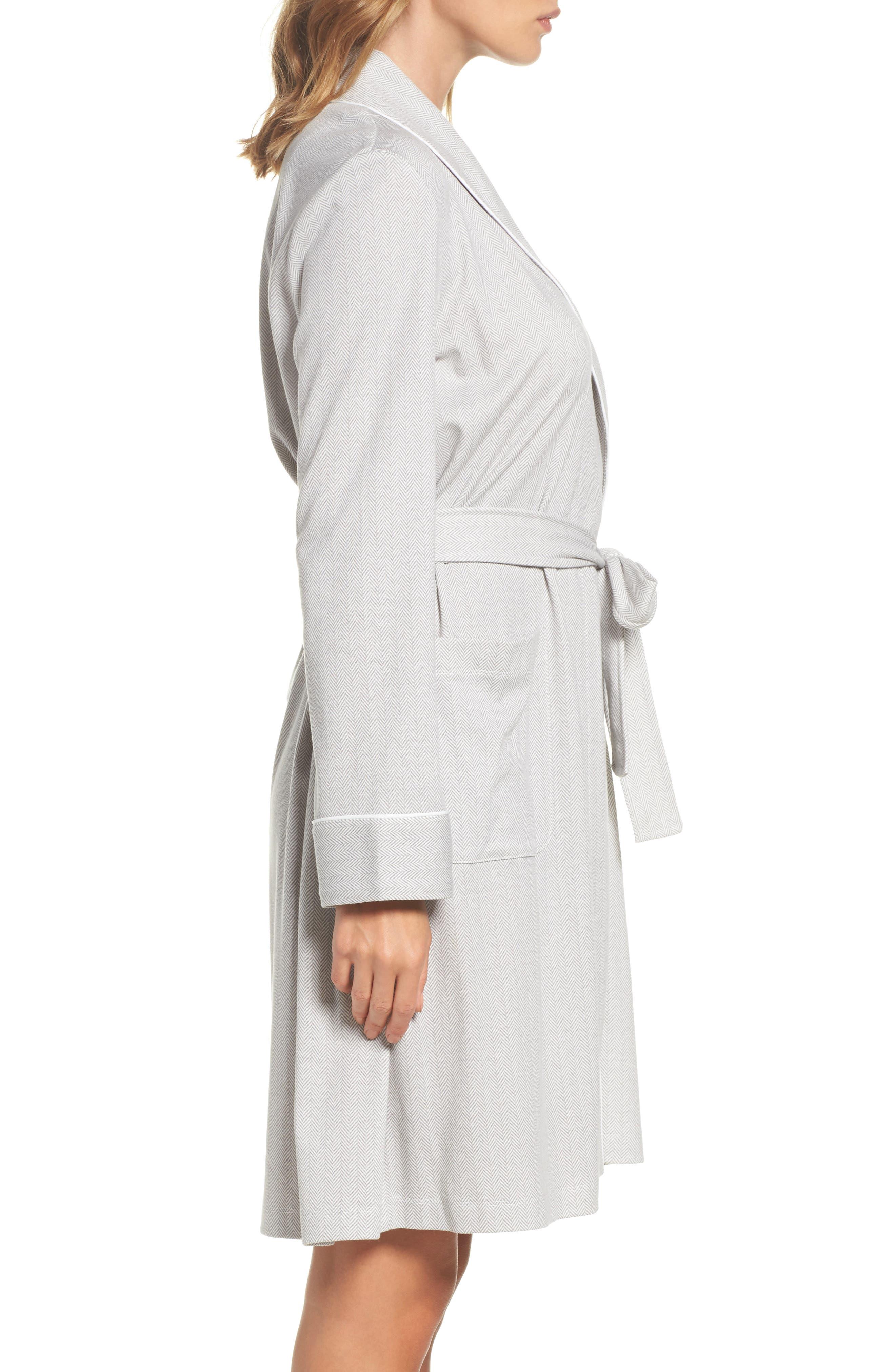 Alternate Image 3  - Lauren Ralph Lauren Short Robe