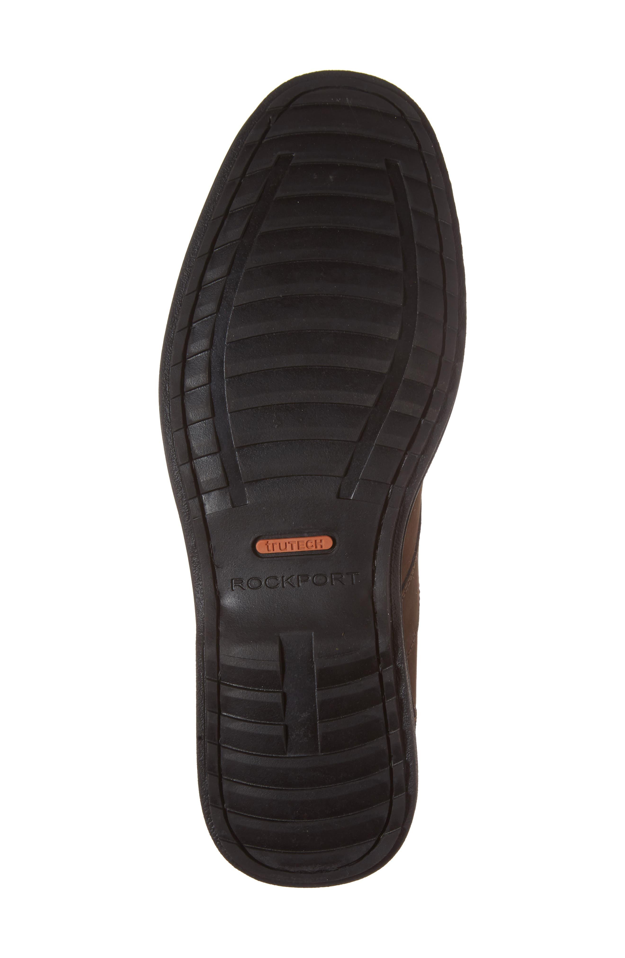 Premium Class Chukka Boot,                             Alternate thumbnail 6, color,                             Brown Nubuck