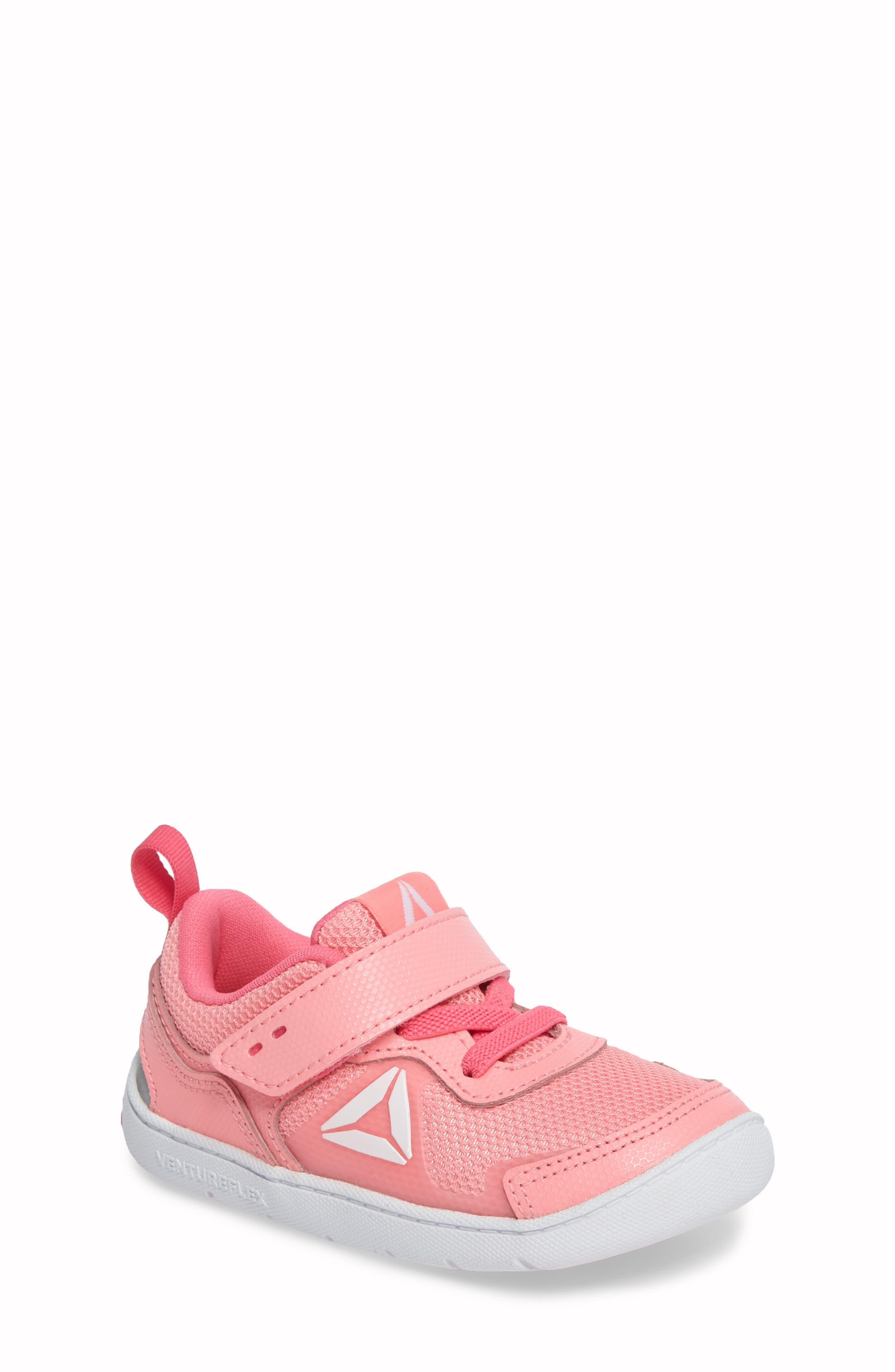 Reebok Ventureflex Stride 5.0 Sneaker (Baby, Walker & Toddler)