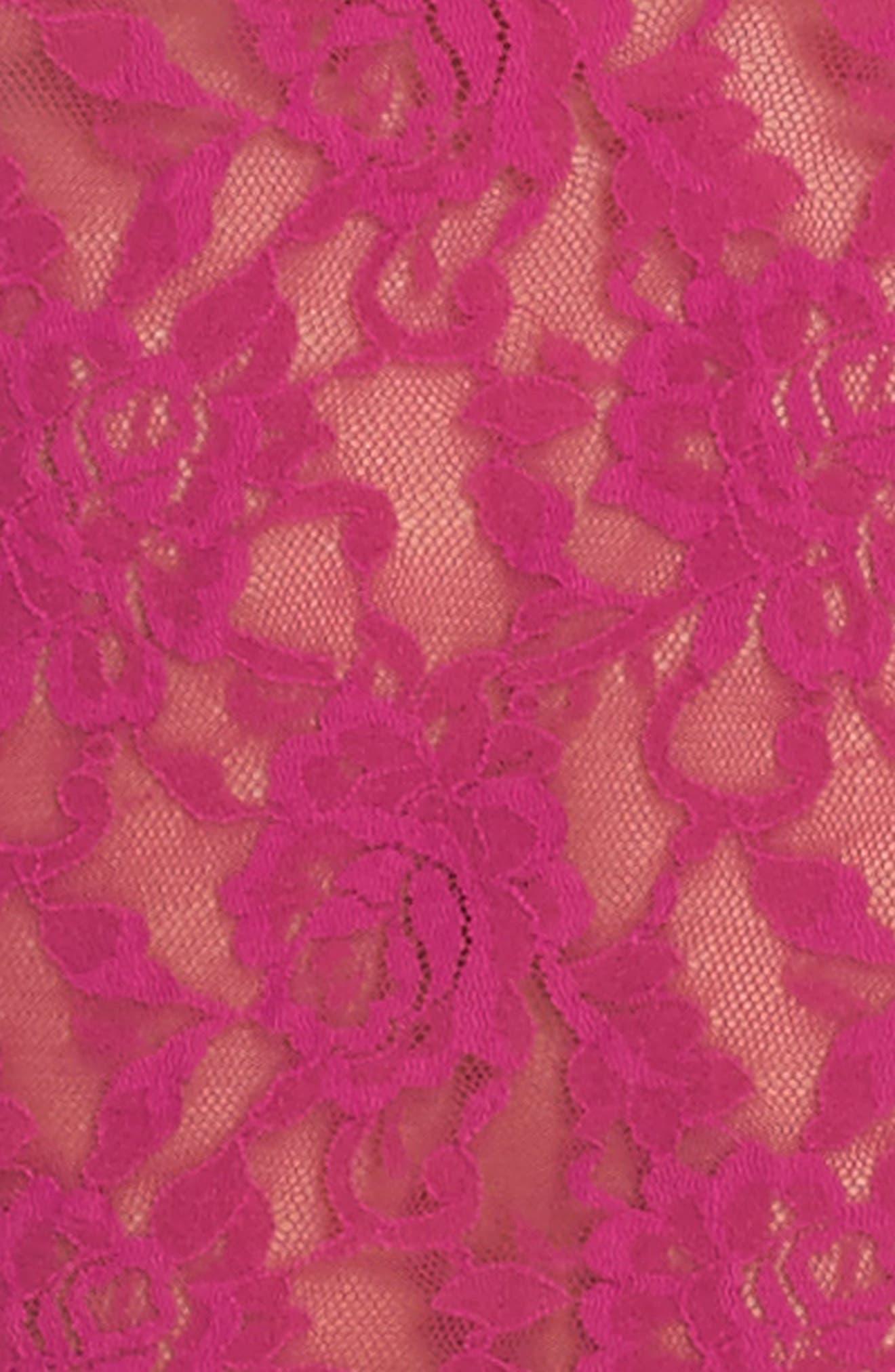 Alternate Image 5  - Hanky Panky 'Signature Lace' Camisole