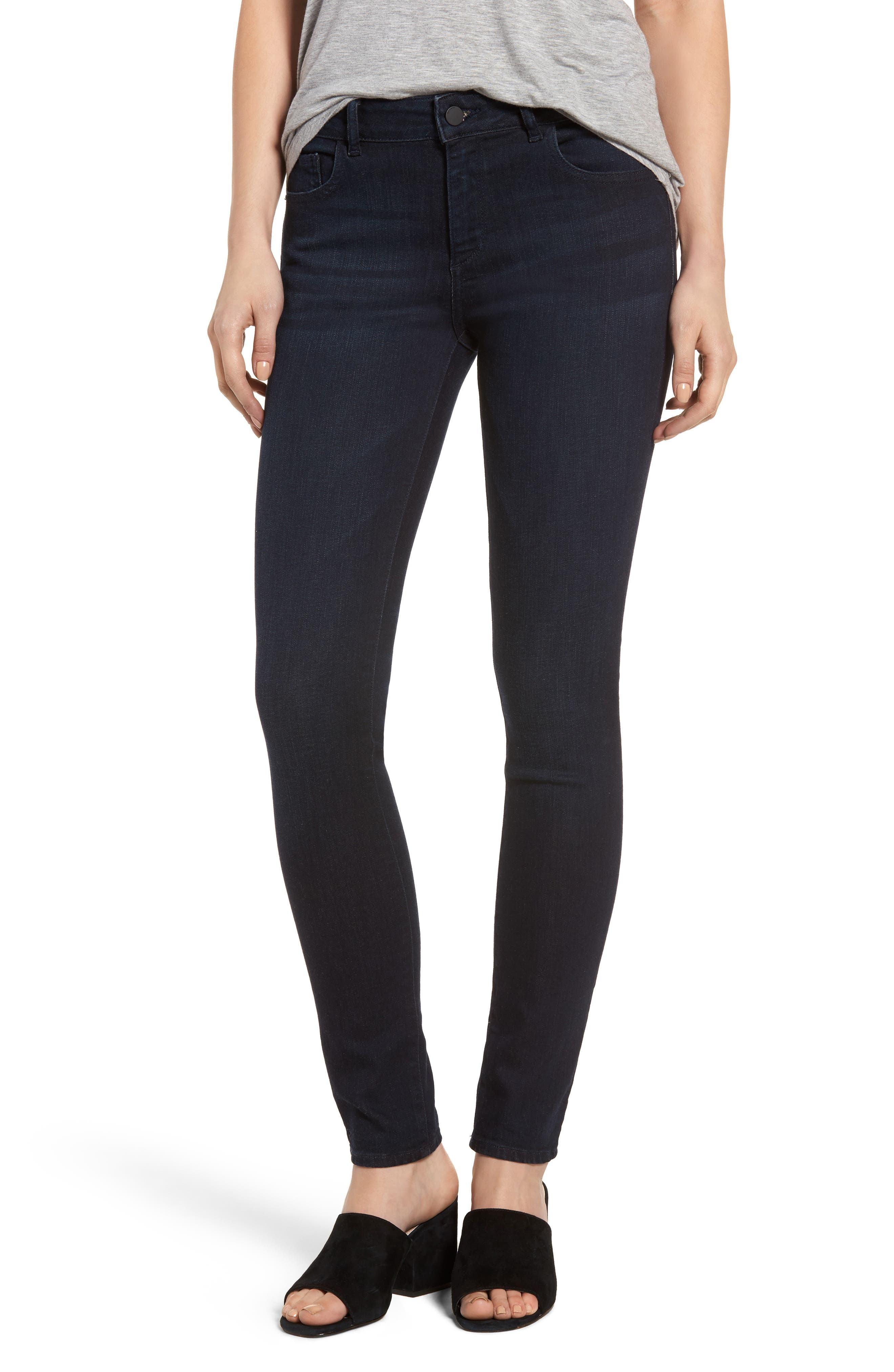 Main Image - DL1961 Florence Instasculpt Skinny Jeans (Carley)