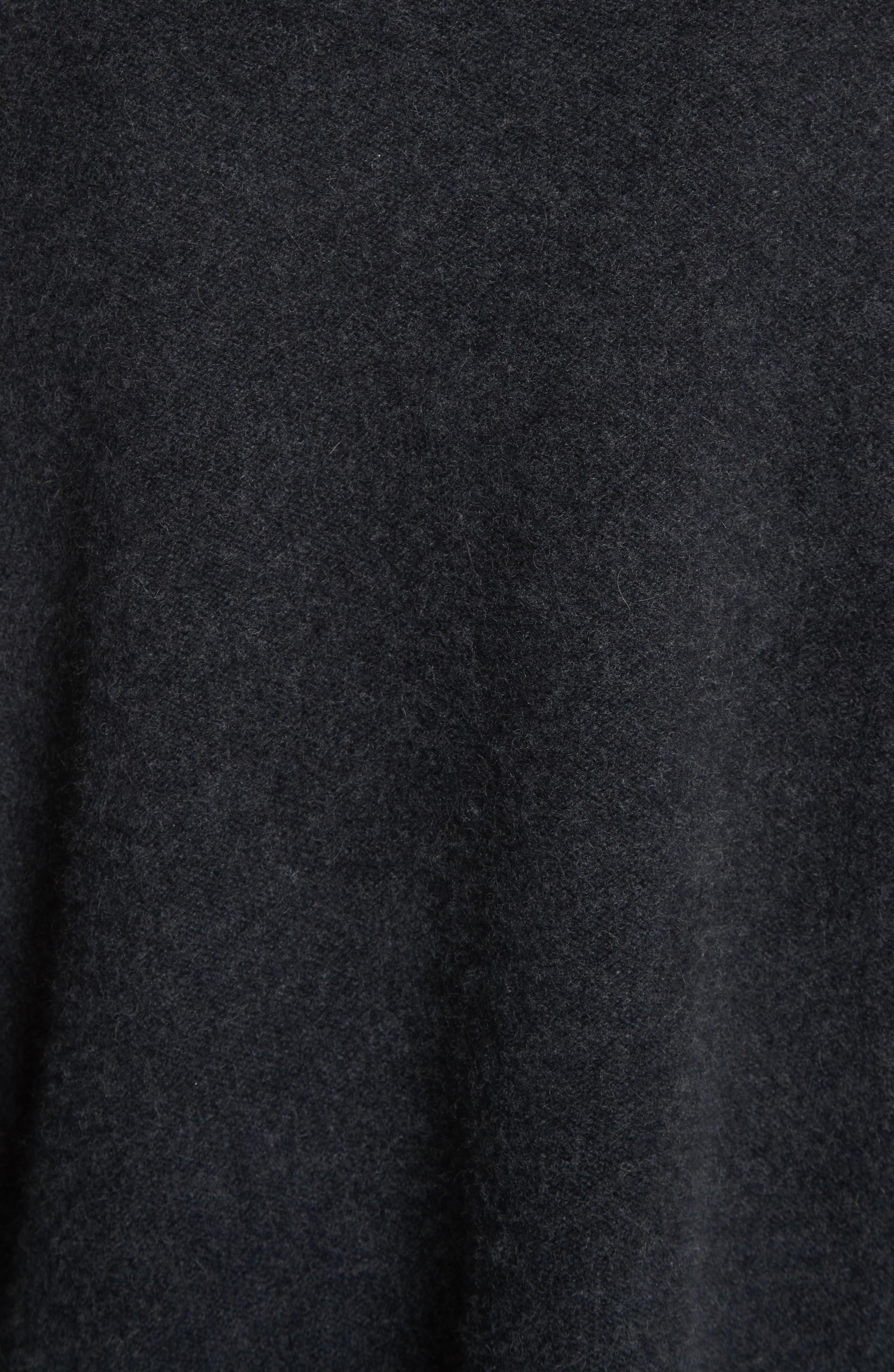 Alternate Image 5  - Vince Cashmere Funnel Neck Pullover