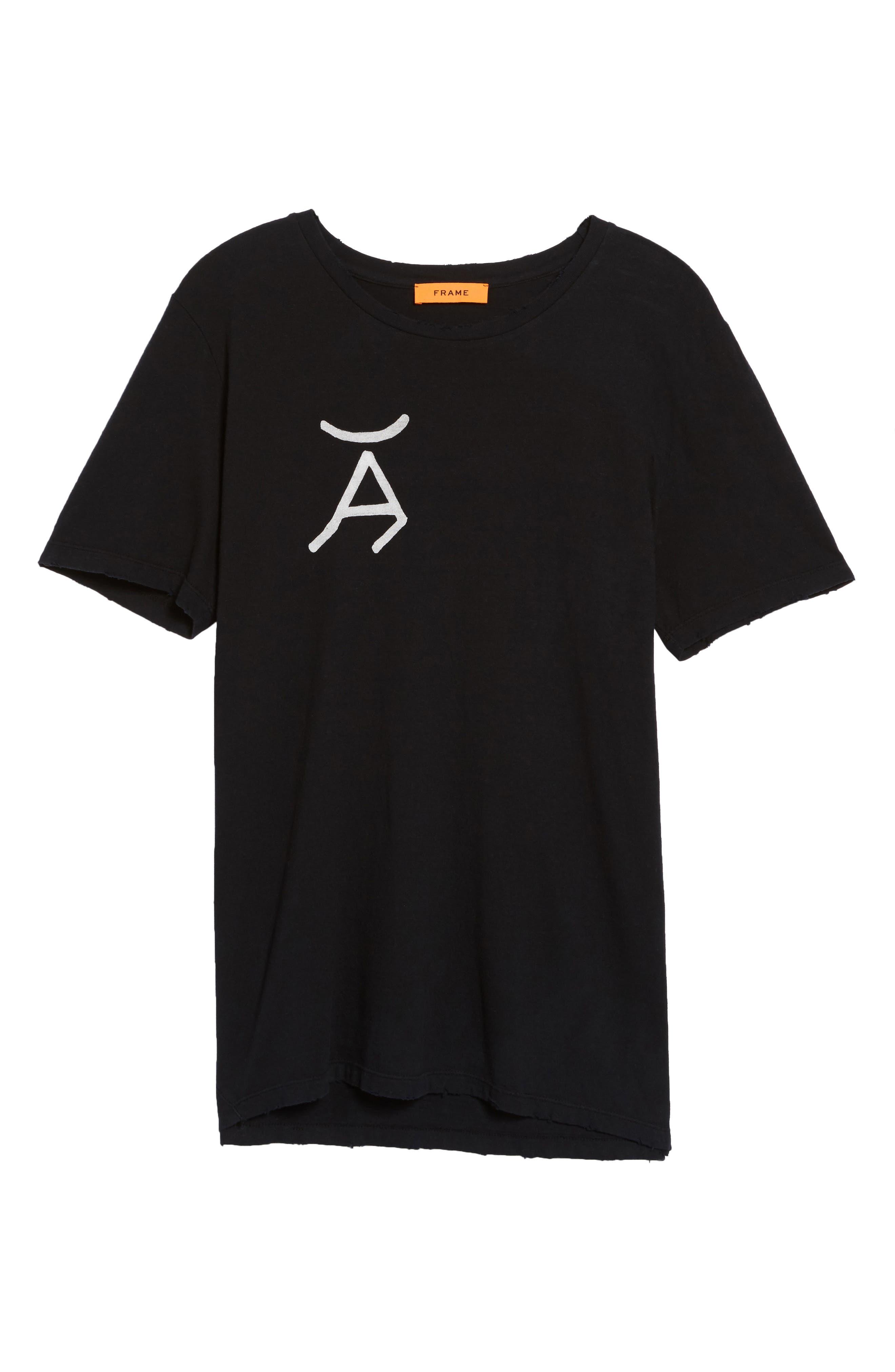 Bronco 3 T-Shirt,                             Alternate thumbnail 5, color,                             Noir