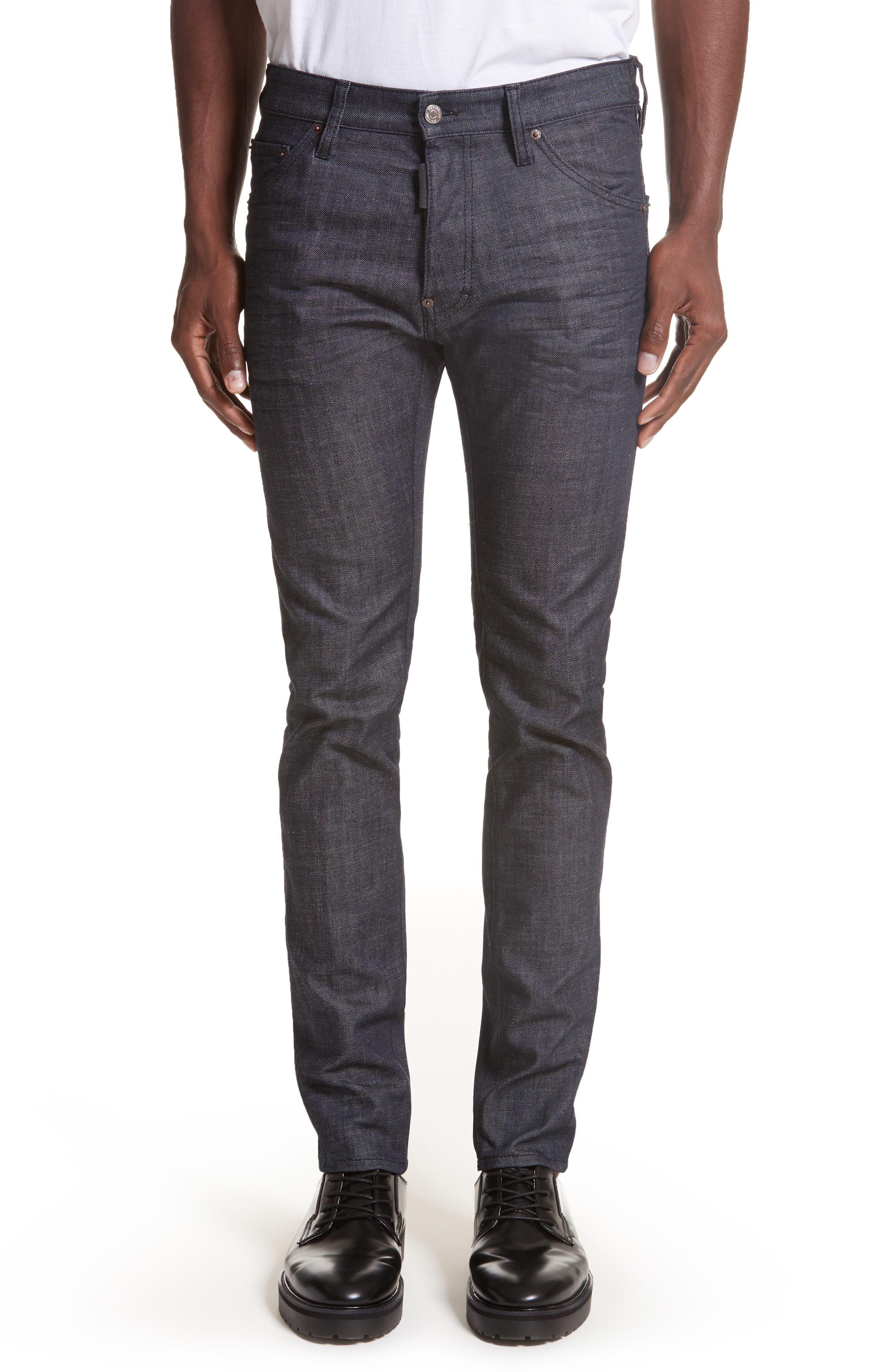 Cool Guy Jeans,                         Main,                         color, Blue