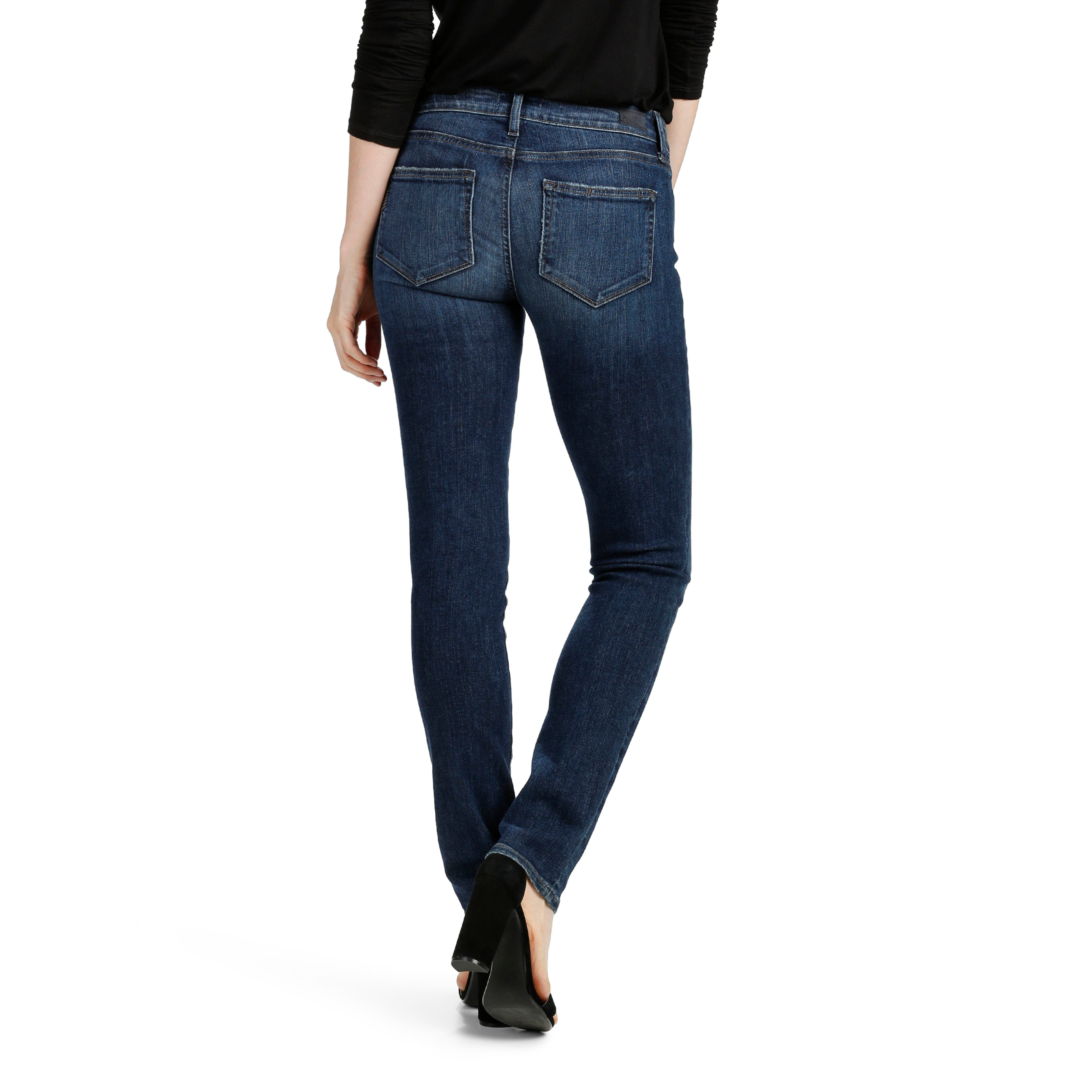Alternate Image 2  - PAIGE Transcend - Skyline Skinny Jeans (Percy)
