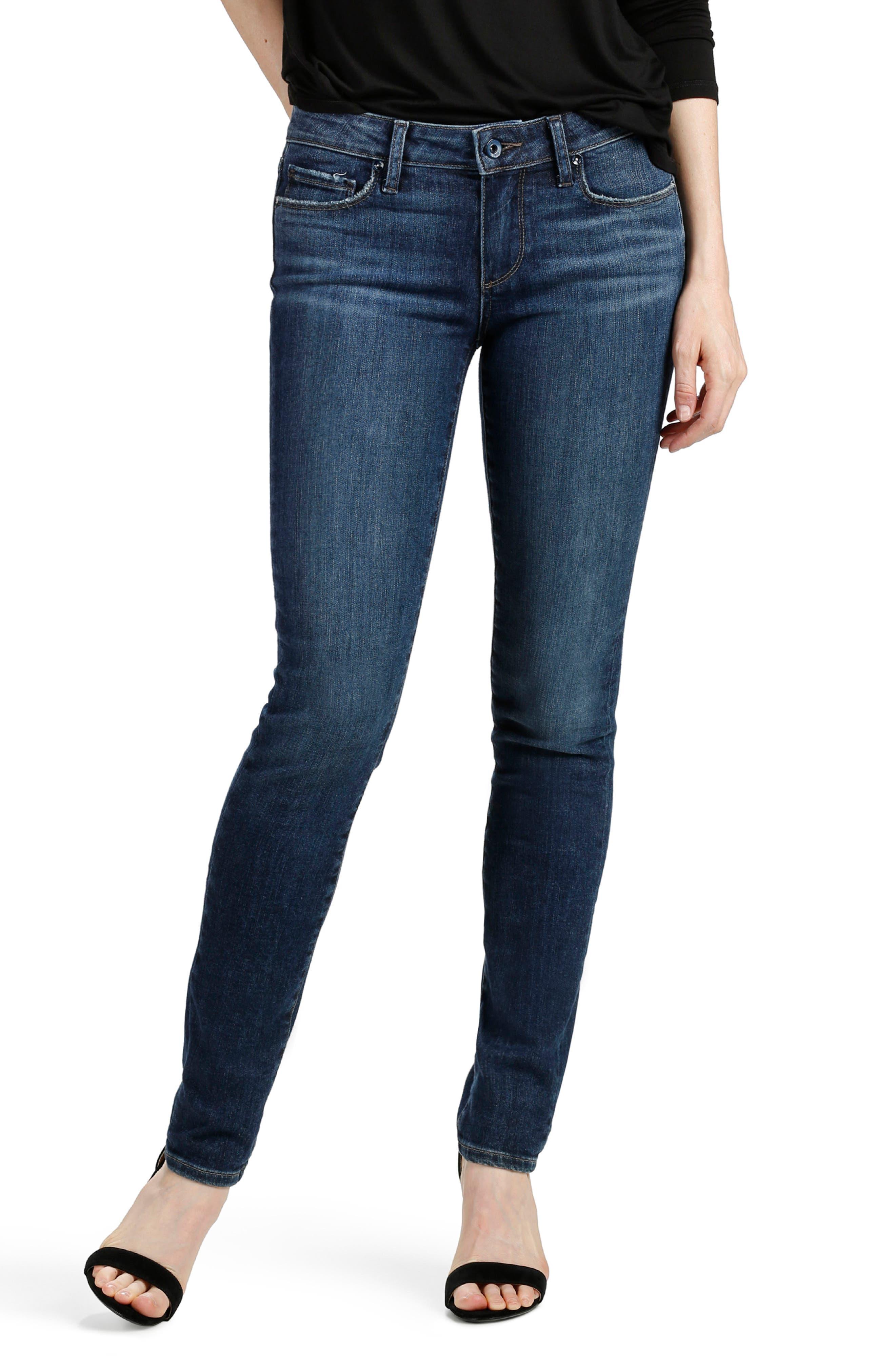 Transcend - Skyline Skinny Jeans,                         Main,                         color, Percy