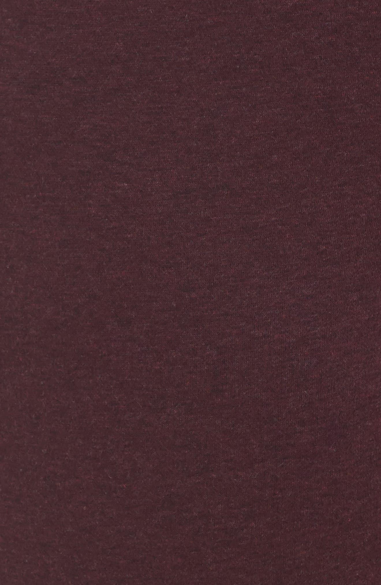 Alternate Image 7  - UGG® Penny Fleece Sweatpants (Plus Size)