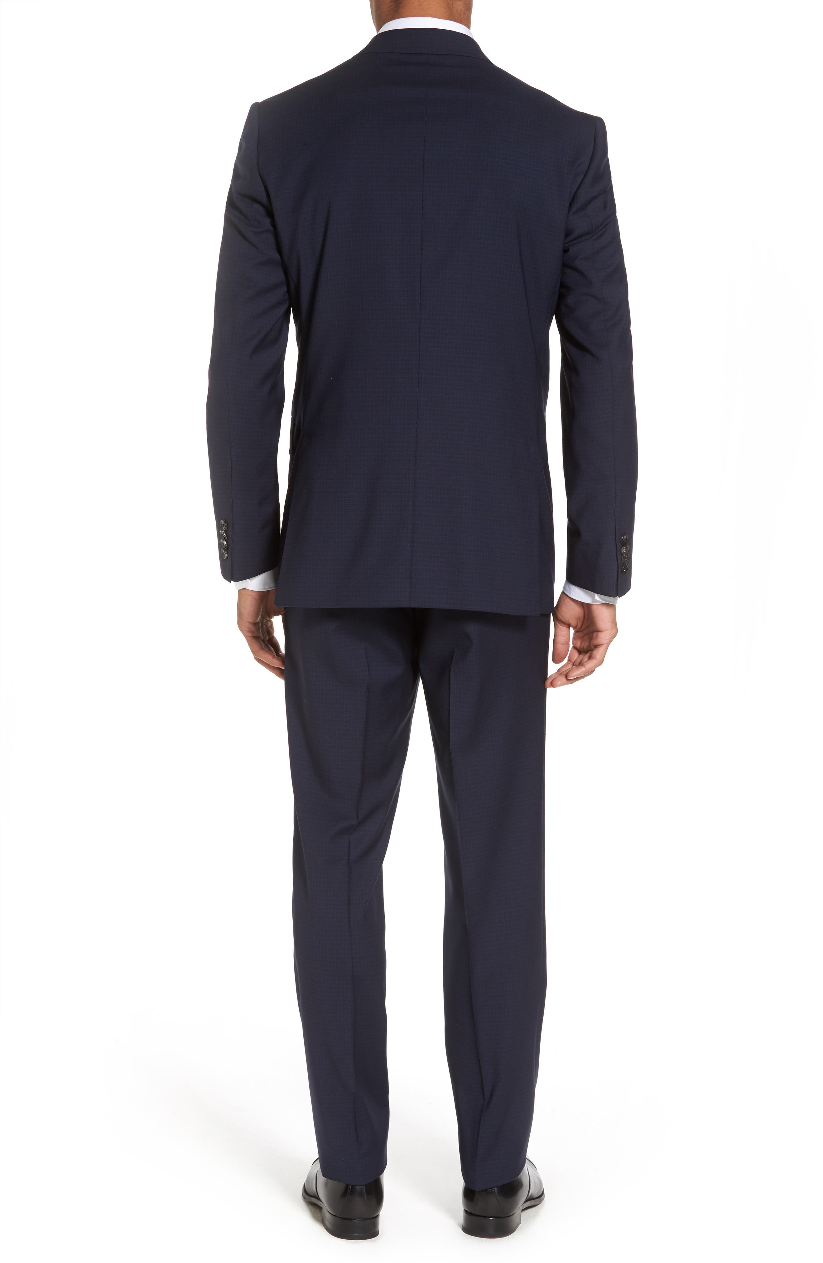 Alternate Image 2  - Ted Baker London Jay Trim Fit Check Wool Suit