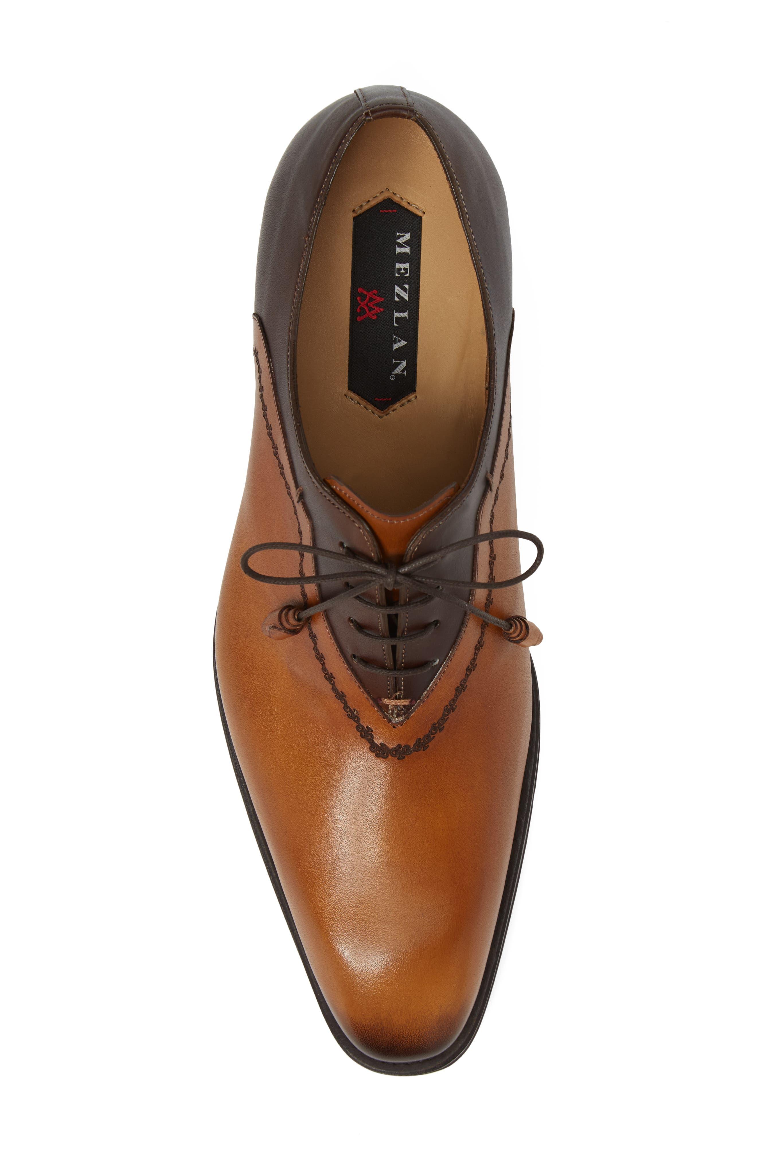 Alternate Image 5  - Mezlan Manet Plain-Toe Oxford (Men)