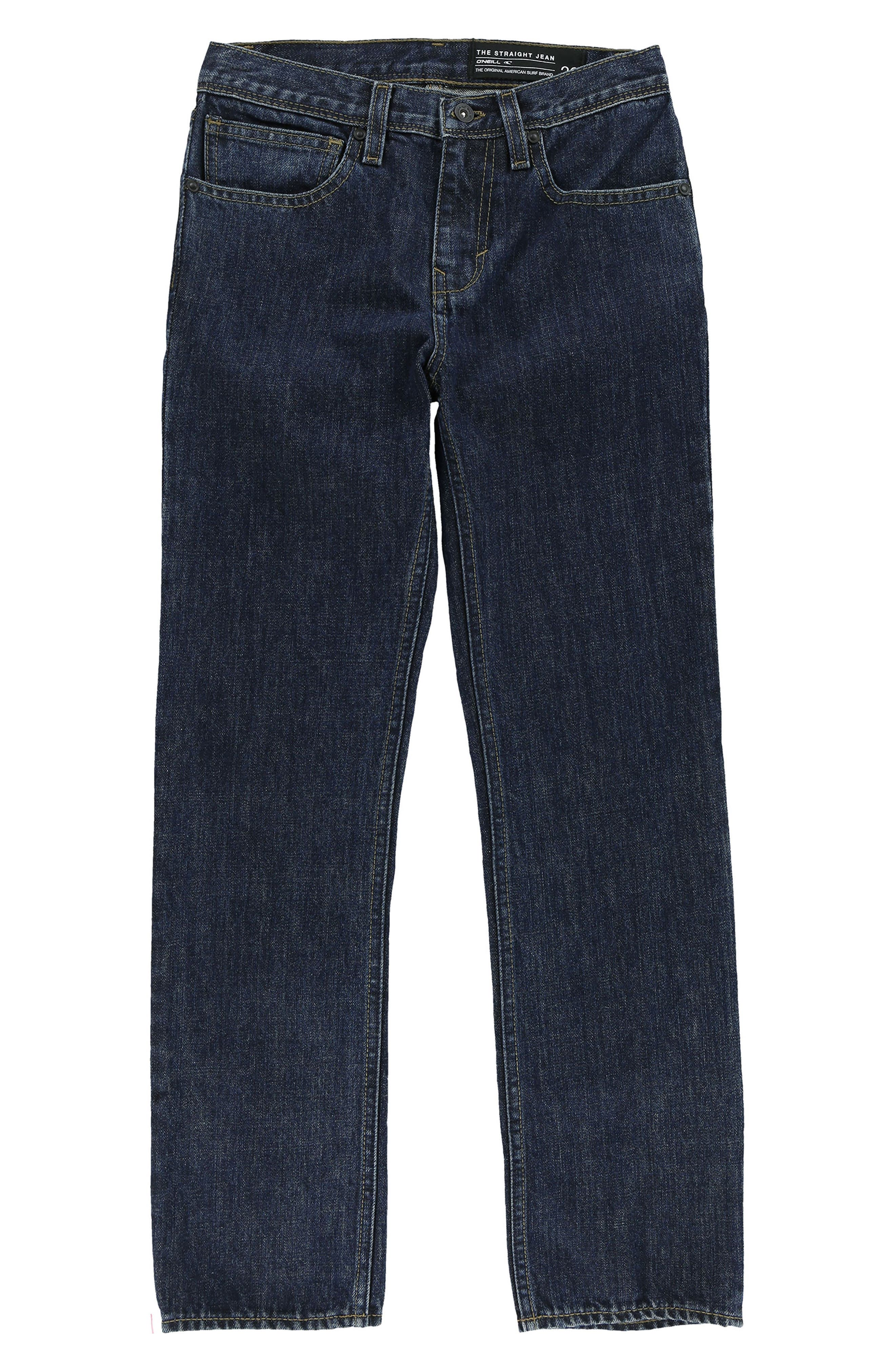 O'Neill The Straight Jeans (Big Boys)