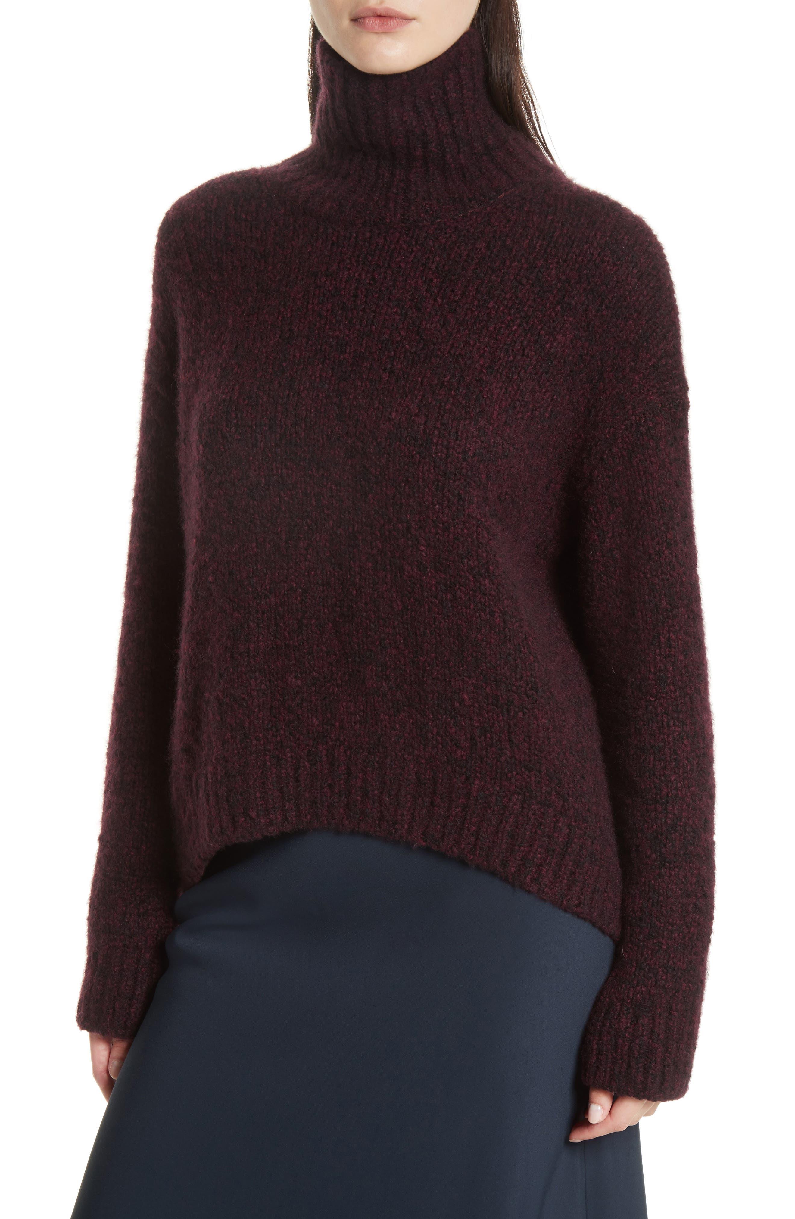 Vince Marled Turtleneck Sweater