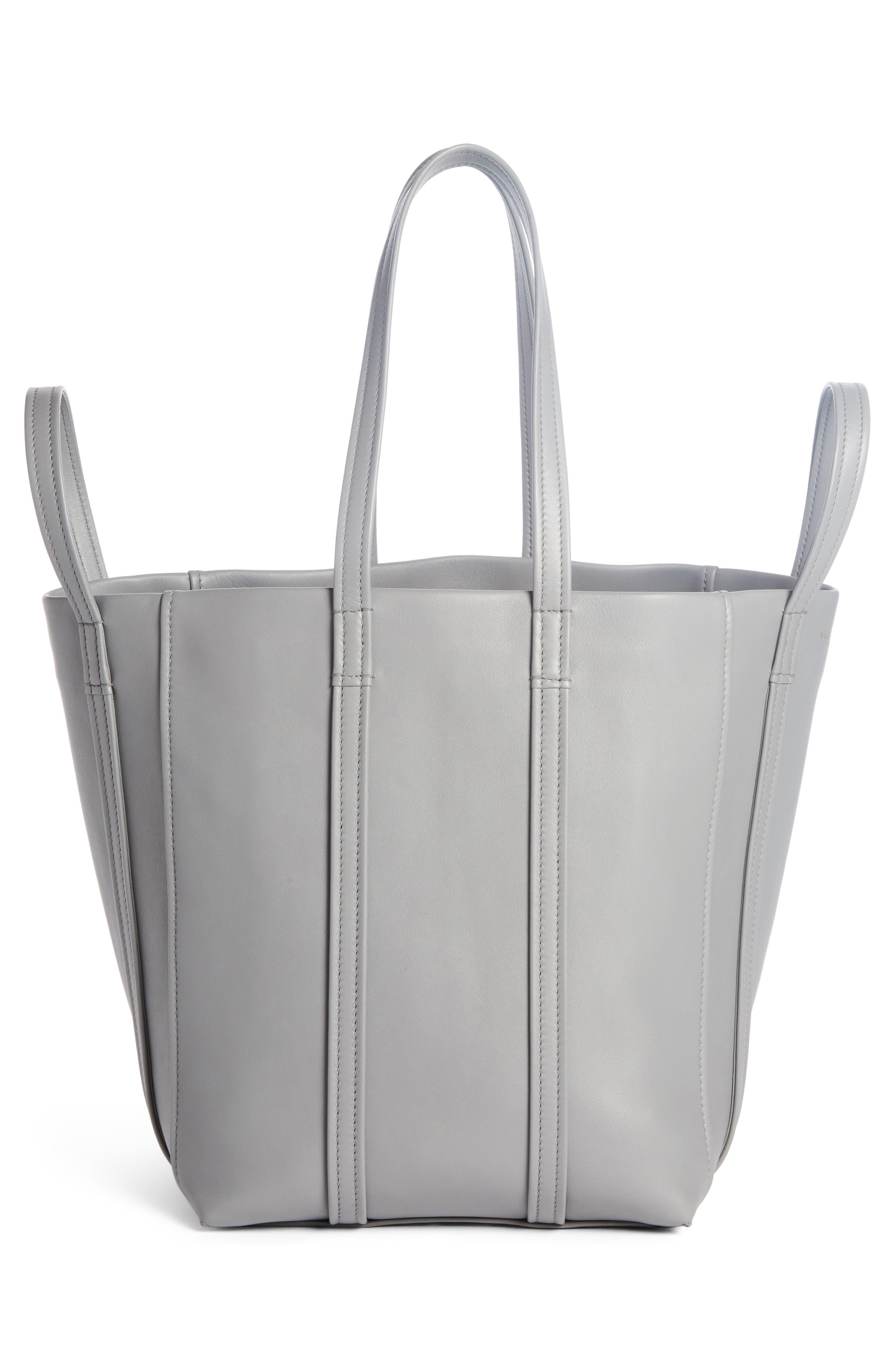 Alternate Image 2  - Balenciaga Large Laundry Cabas Calfskin Tote