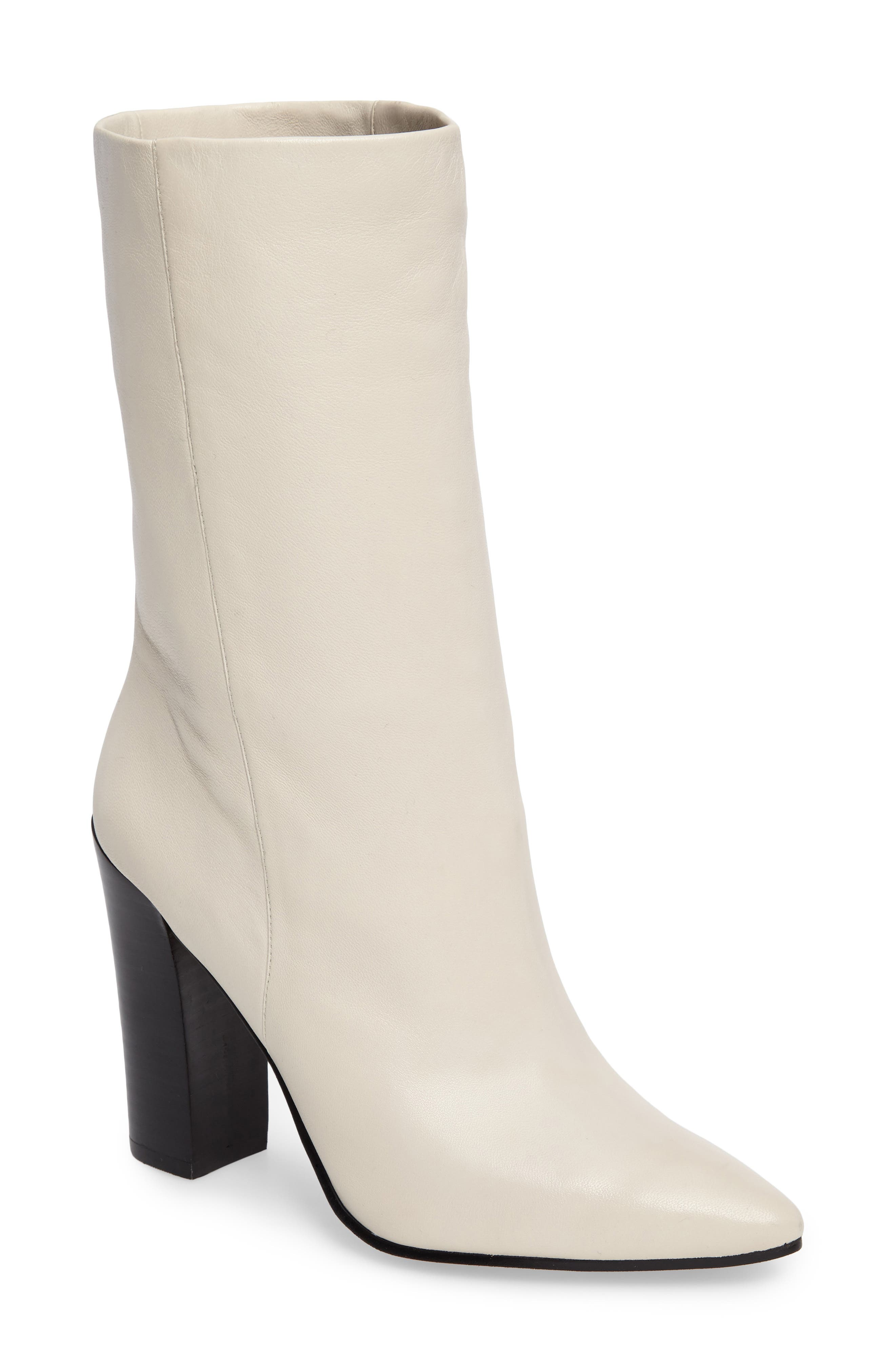 Main Image - Dolce Vita Ethan Pointy Toe Bootie (Women)