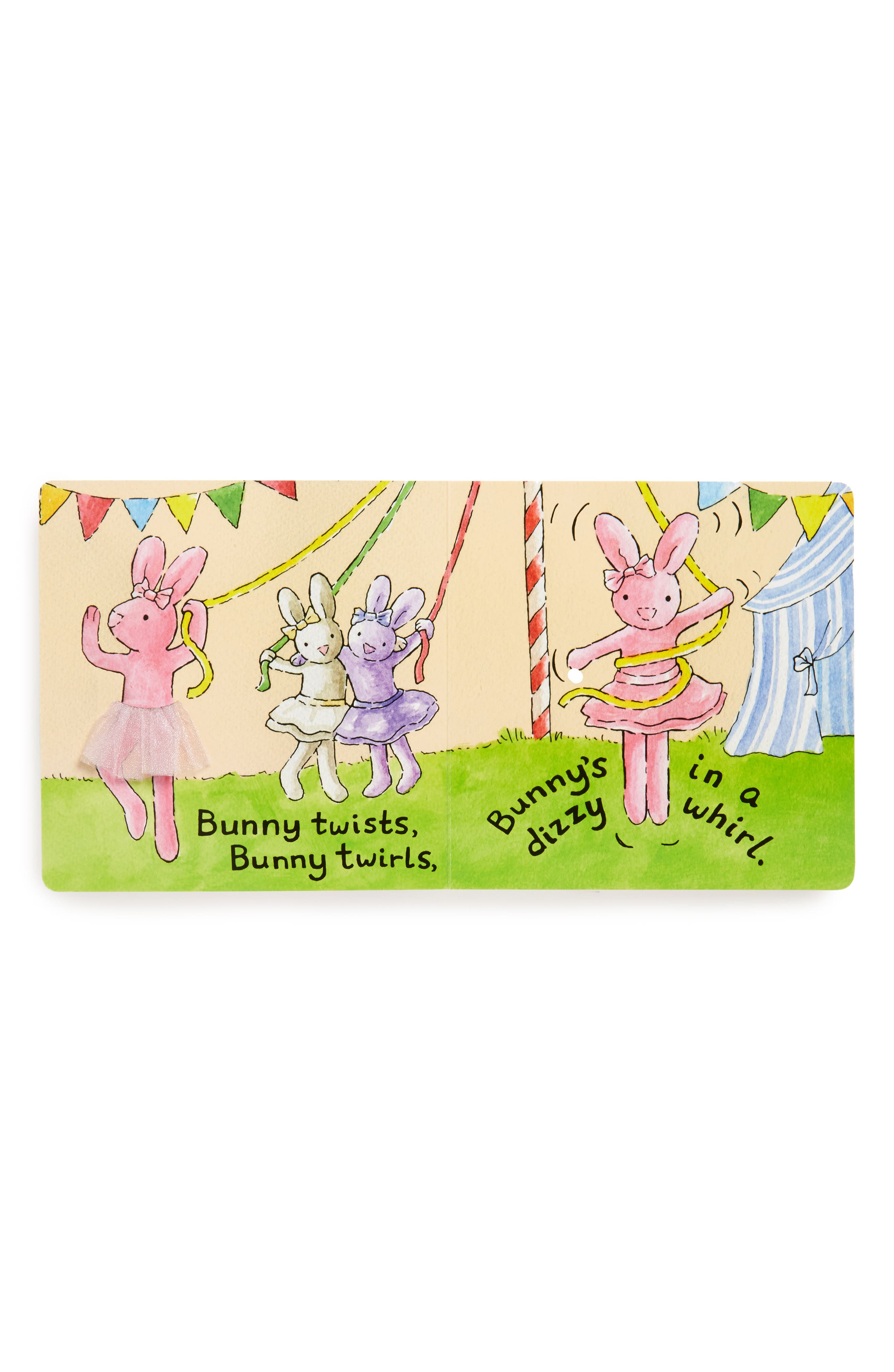 Alternate Image 3  - 'Dance Bunny Dance' Book