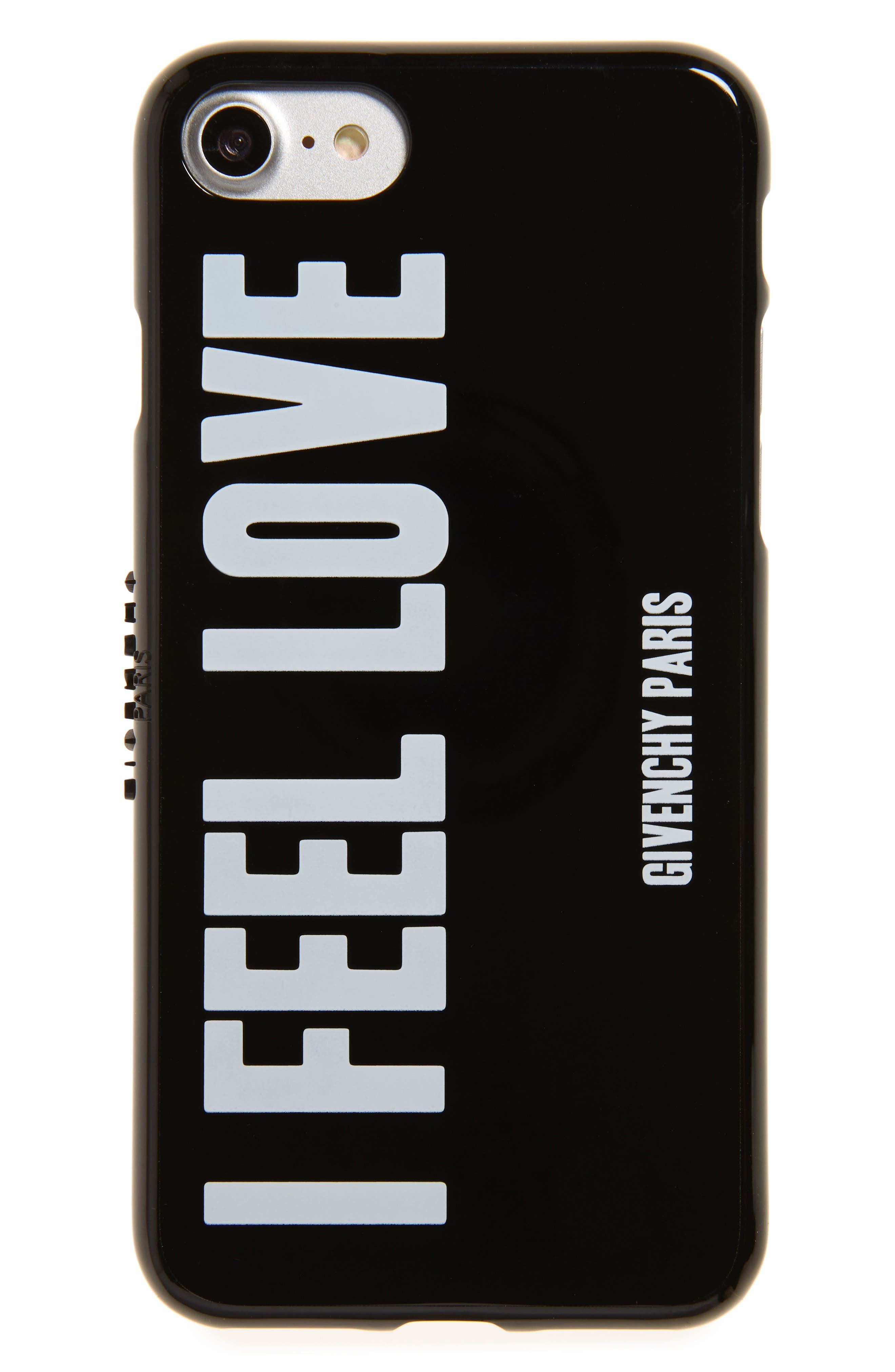 Alternate Image 1 Selected - Givenchy I Feel Love iPhone 7 Case