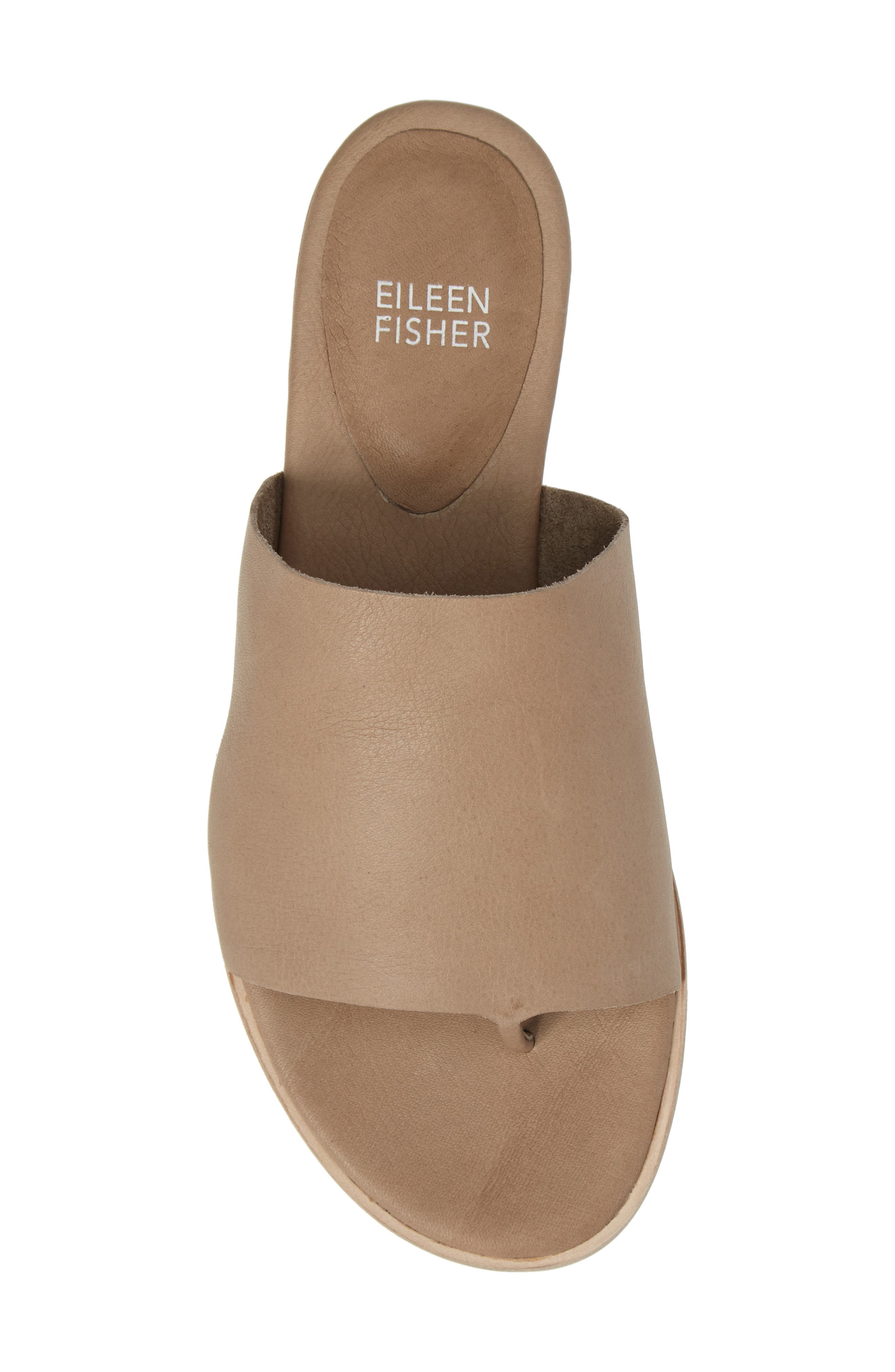 Alternate Image 5  - Eileen Fisher 'Mere' Thong Sandal (Women)