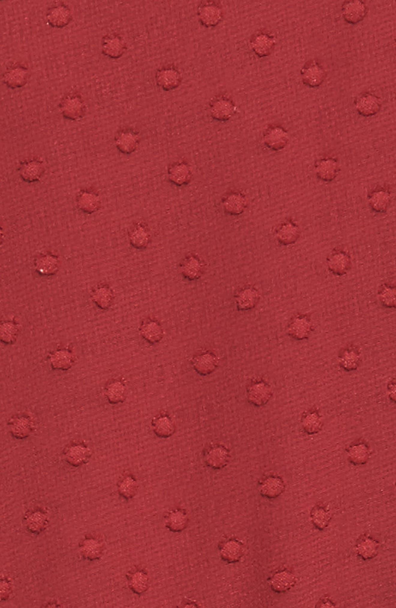 Alternate Image 8  - The Fifth Label Swiss Dot Ruffle Skirt