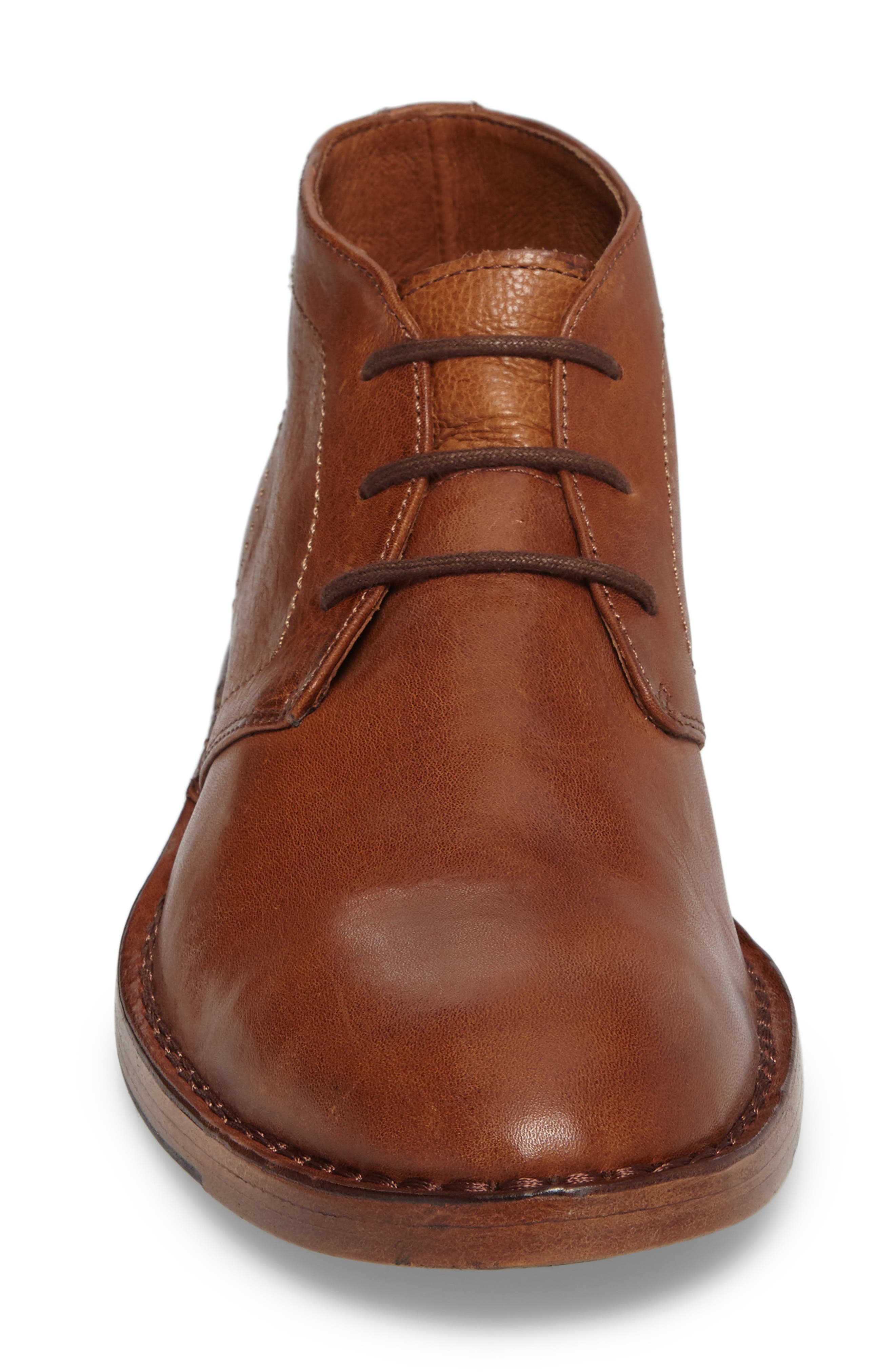 Mark Chukka Boot,                             Alternate thumbnail 5, color,                             Copper Leather