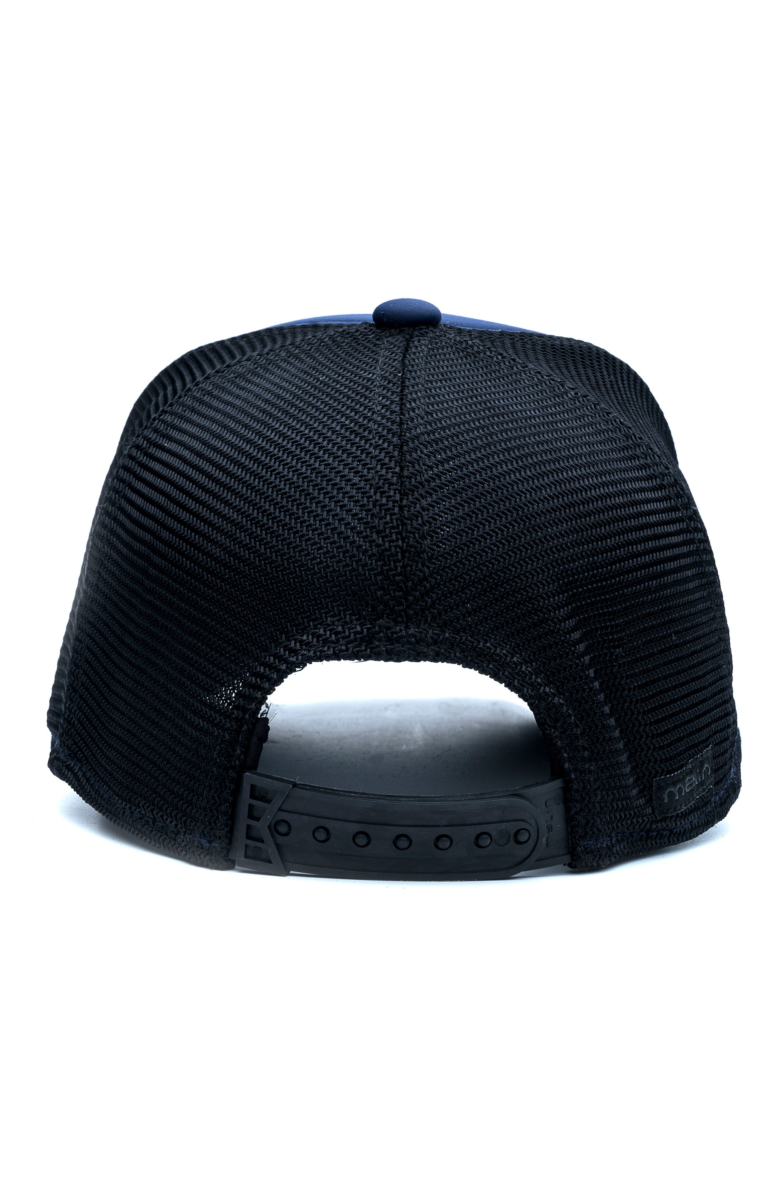 The Marksman Mesh Cap,                             Alternate thumbnail 2, color,                             Navy