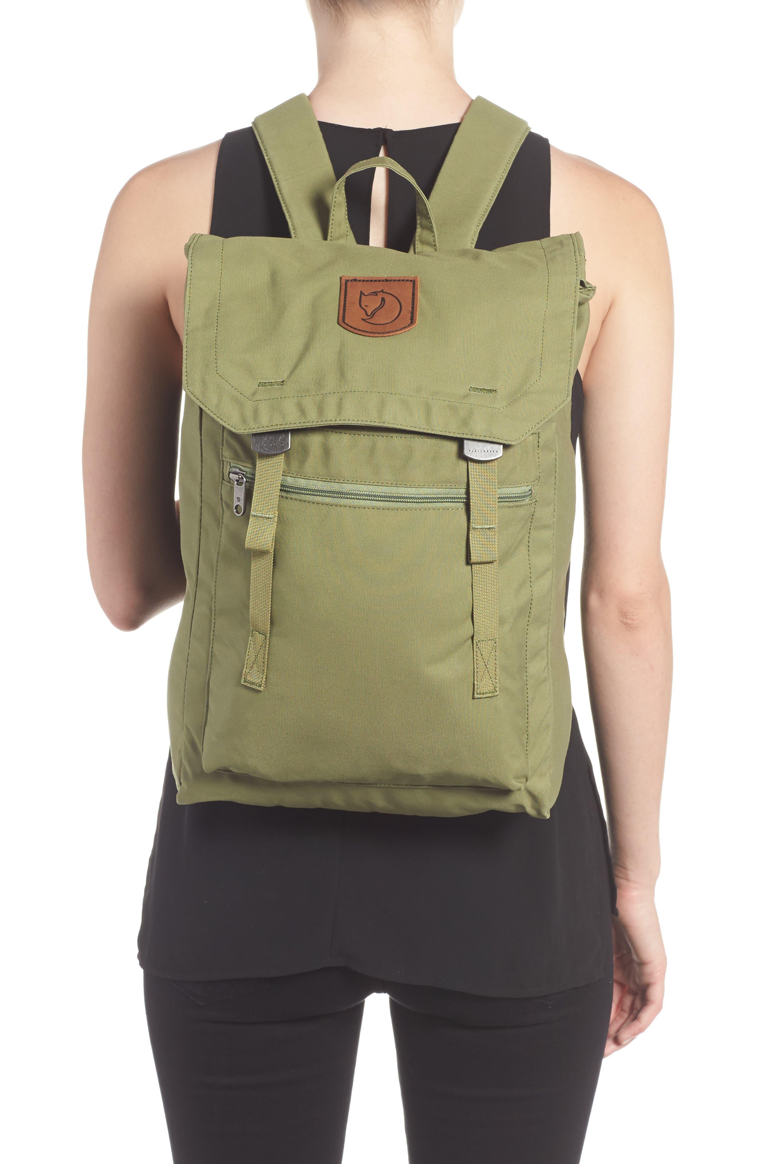 Alternate Image 2  - Fjällräven Foldsack No.1 Water Resistant Backpack