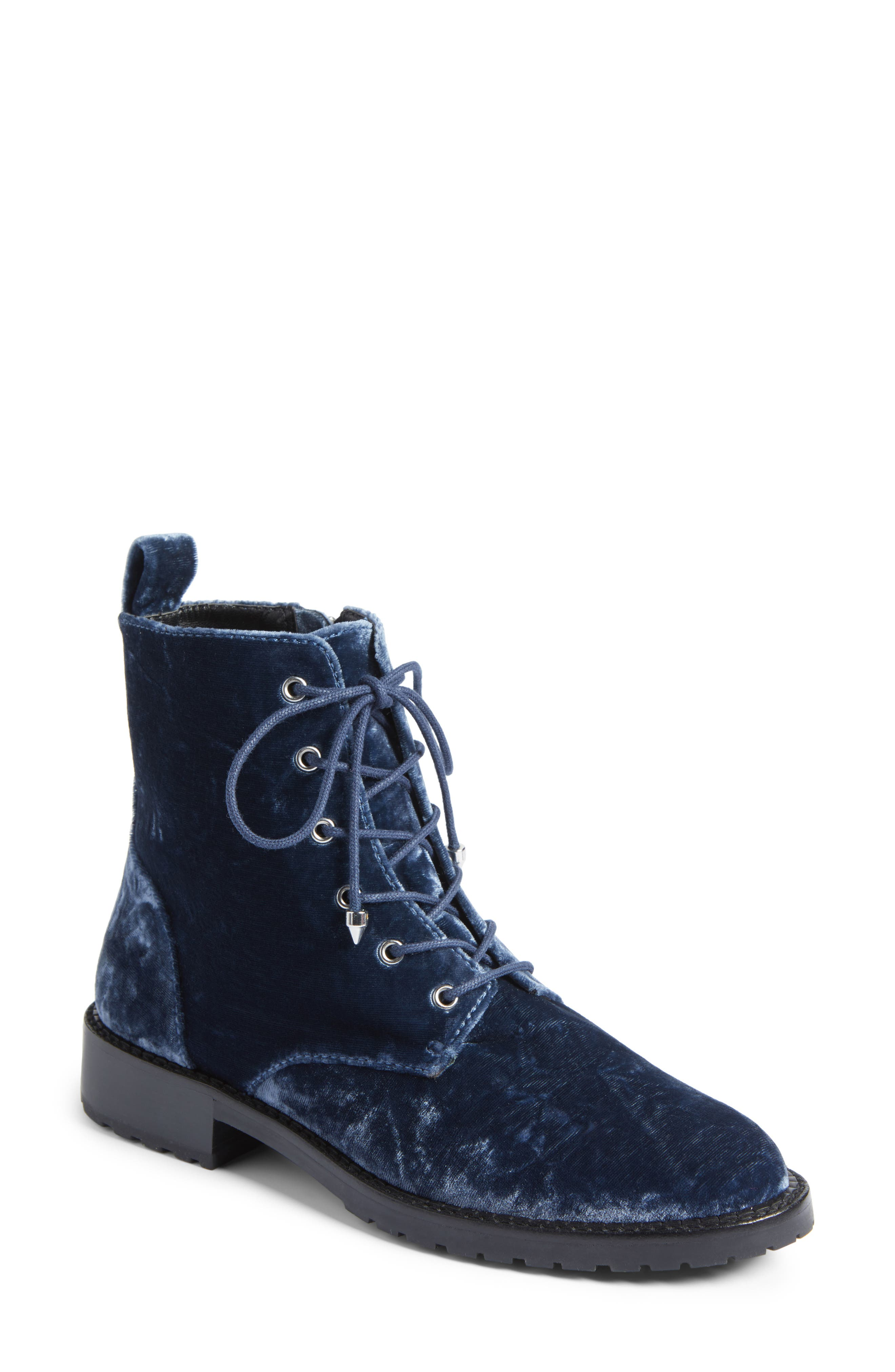 Rebecca Minkoff Gerry Lace-Up Boot (Women)