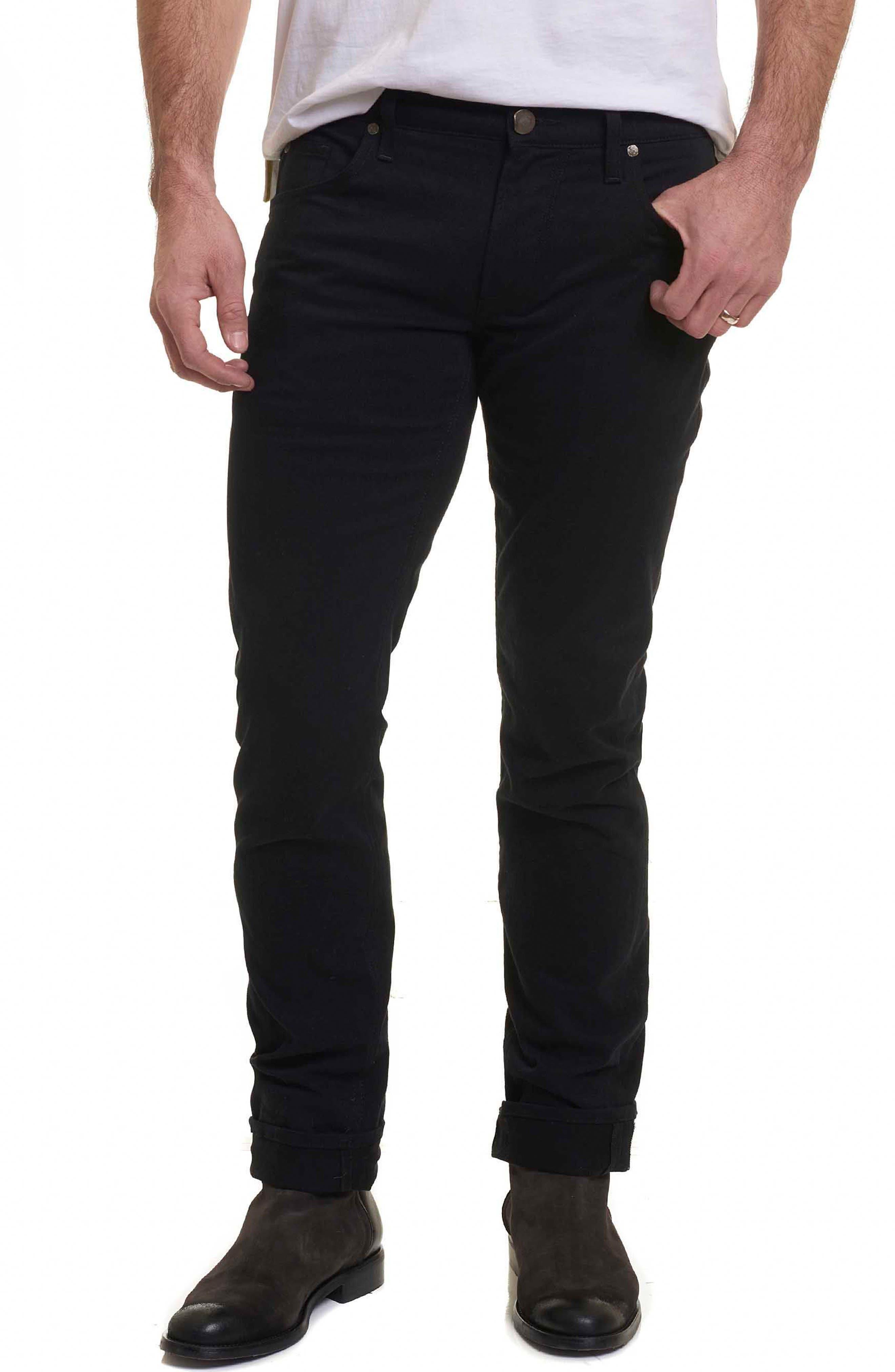 Robert Graham Corwin Classic Fit Jeans