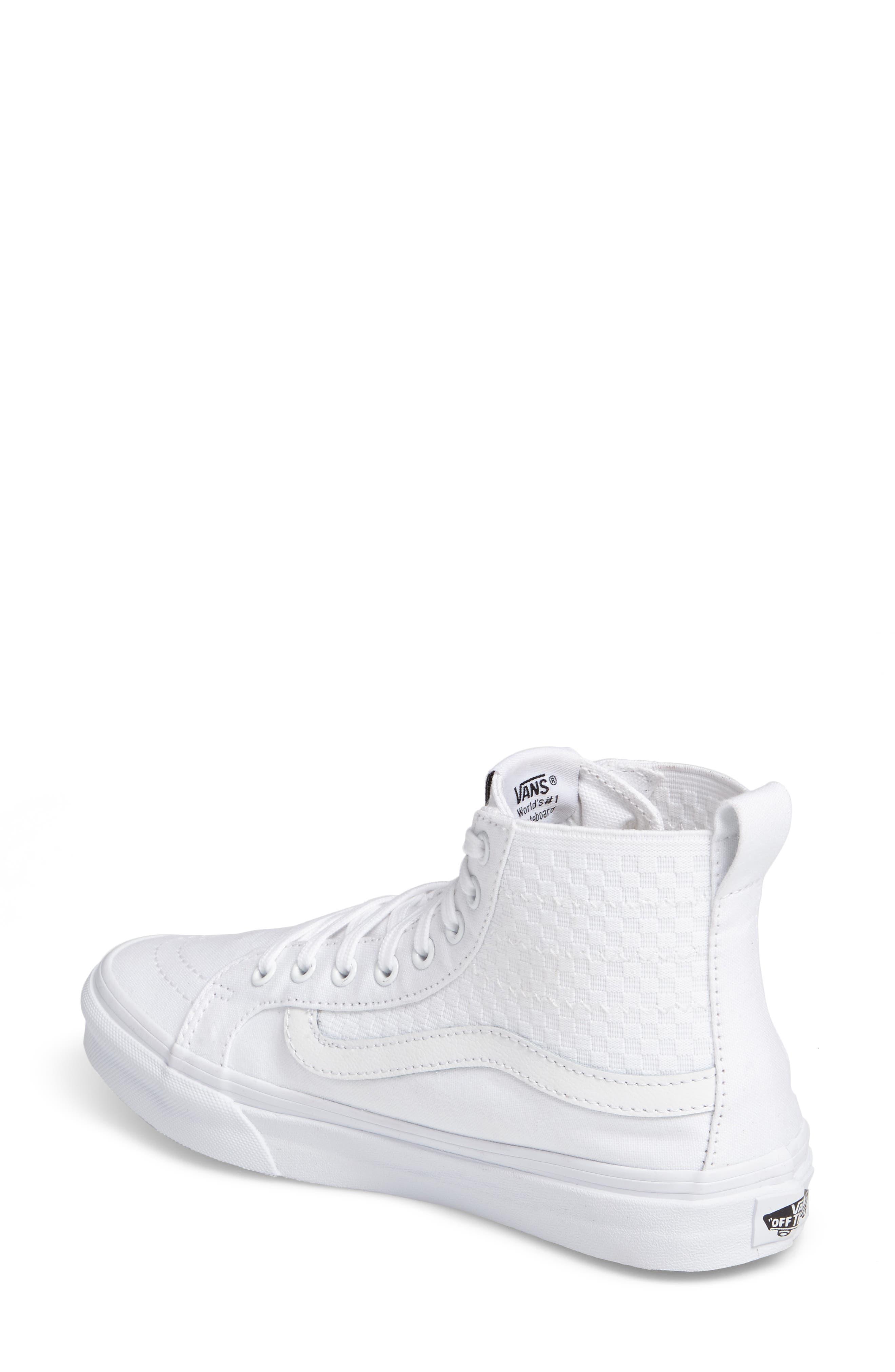 Alternate Image 2  - Vans SK8-HI Slim Gore Sneaker (Women)