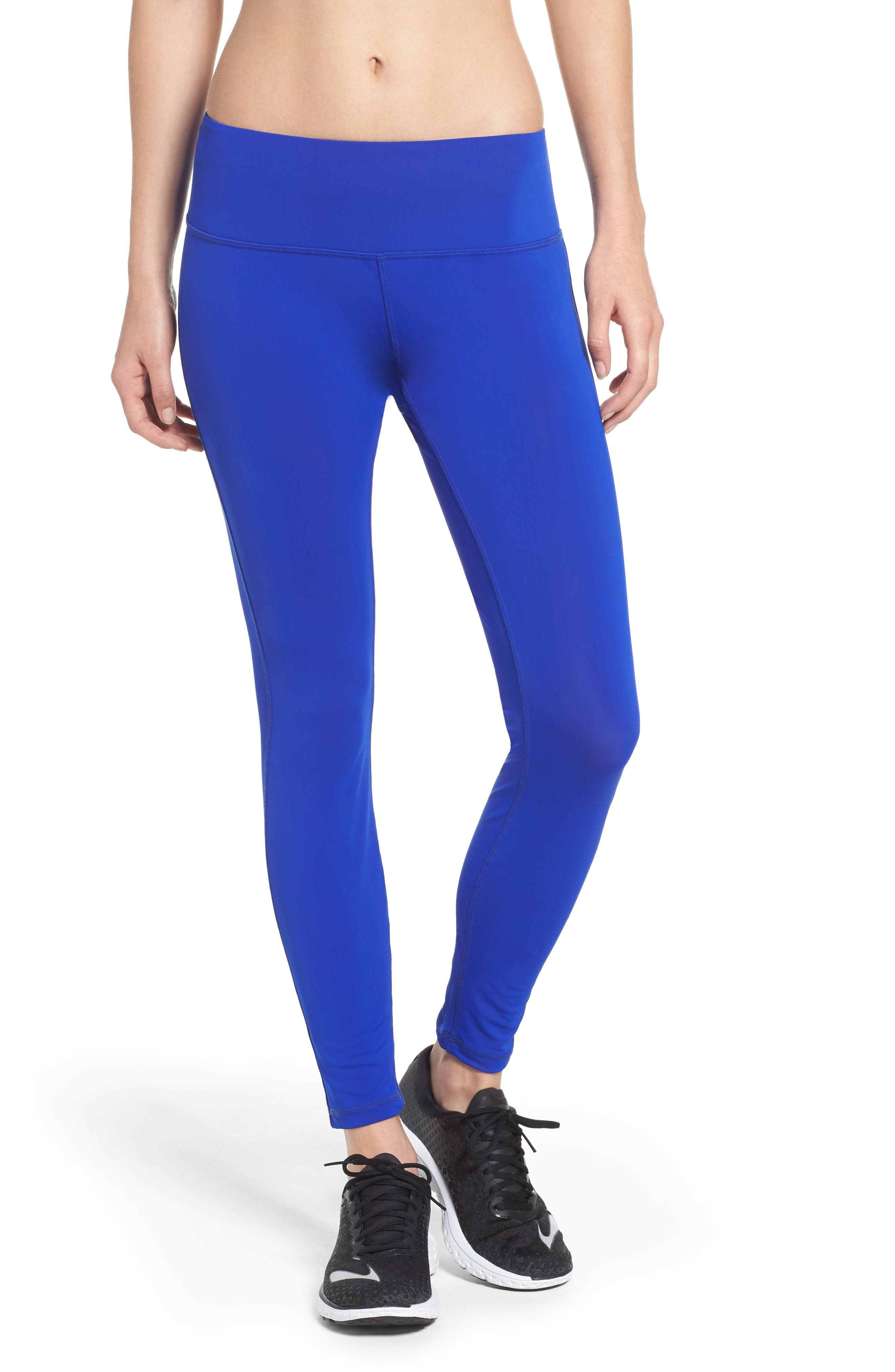 Alternate Image 1 Selected - Brooks Go To Running Tights