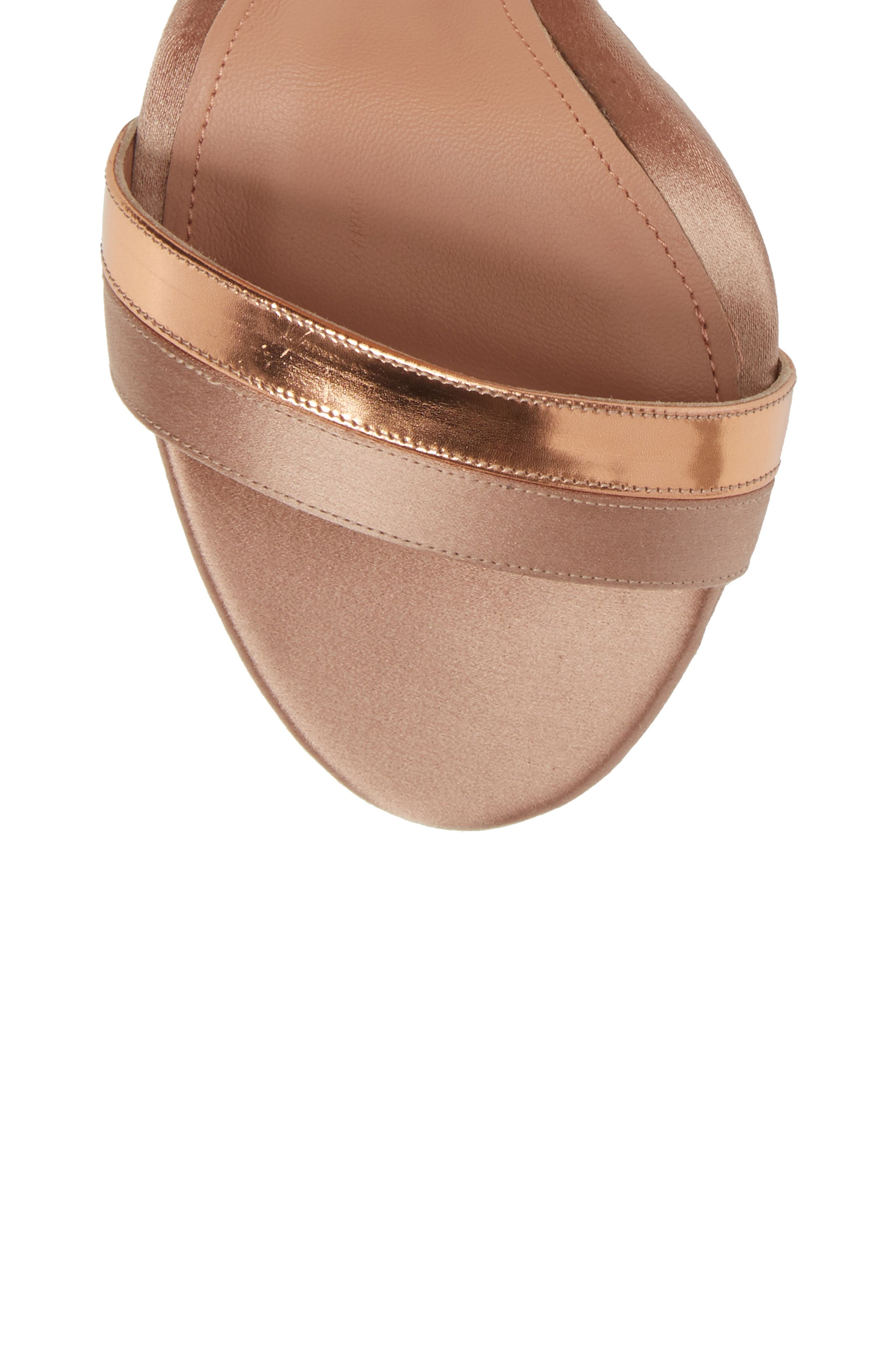 Alternate Image 5  - Salvatore Ferragamo Ankle Strap Platform Sandal (Women)