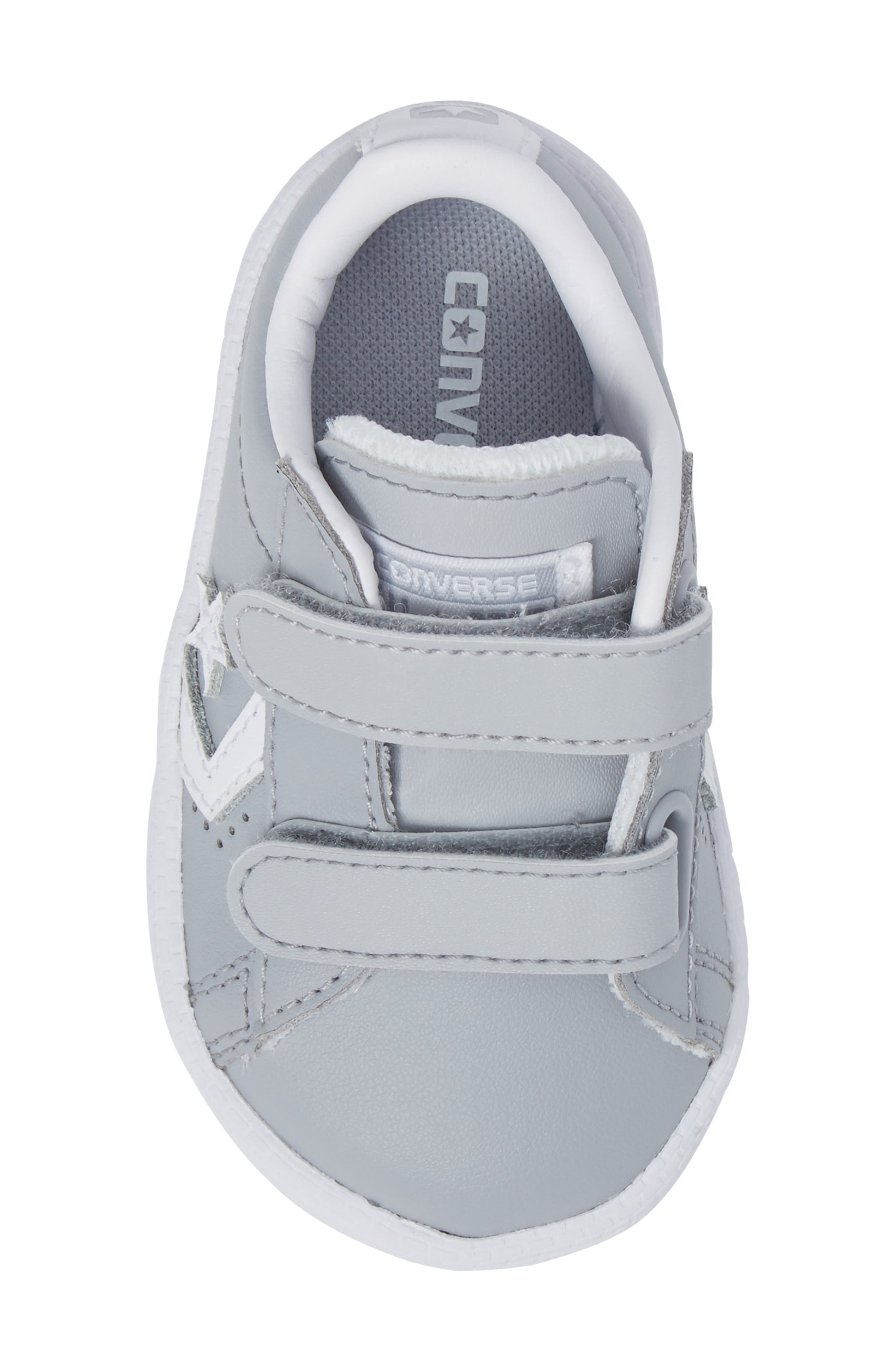 Alternate Image 5  - Converse Pro Leather Low Top Sneaker (Baby, Walker, & Toddler)