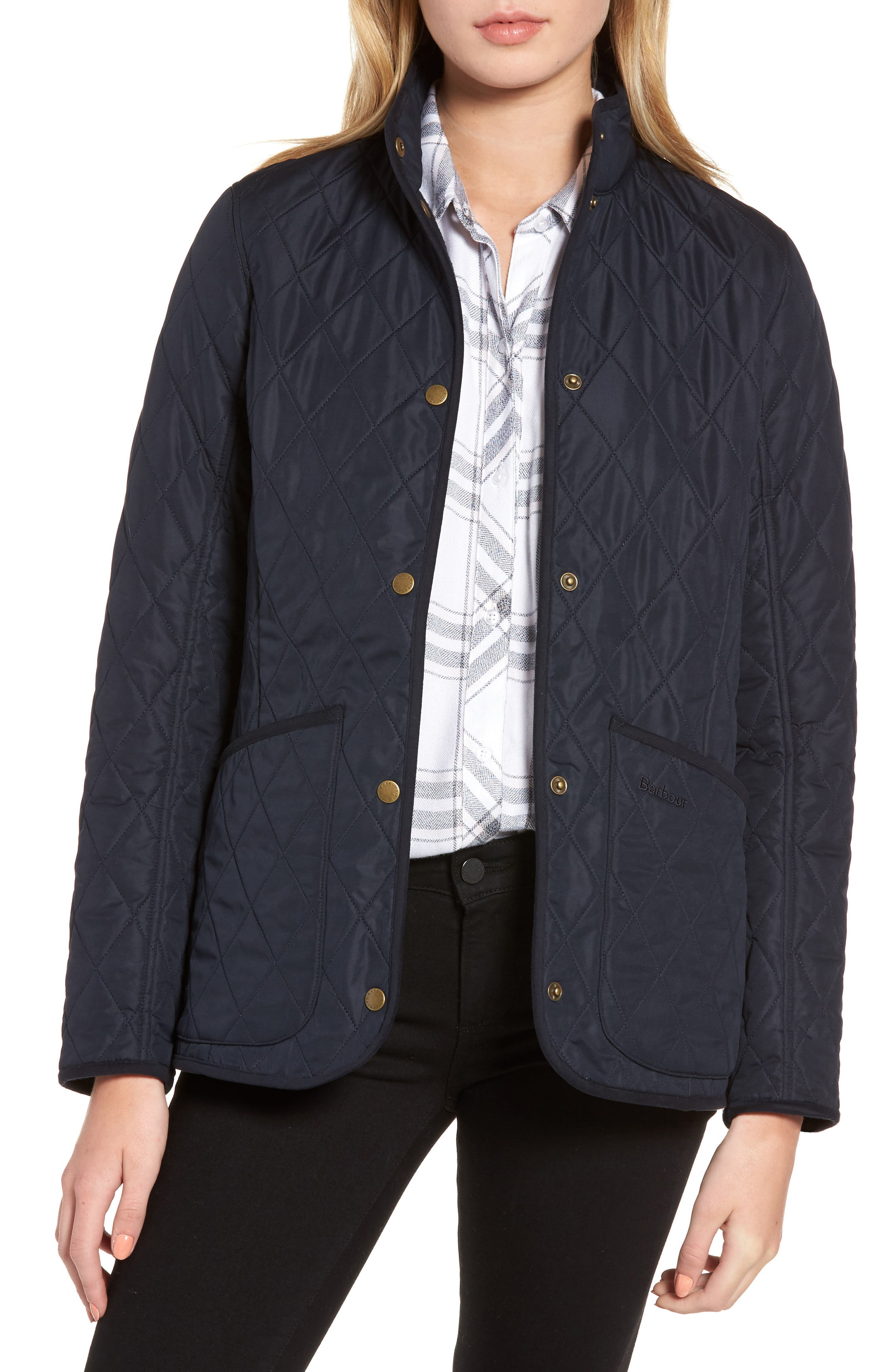 Barbour Combe Polarquilt Jacket