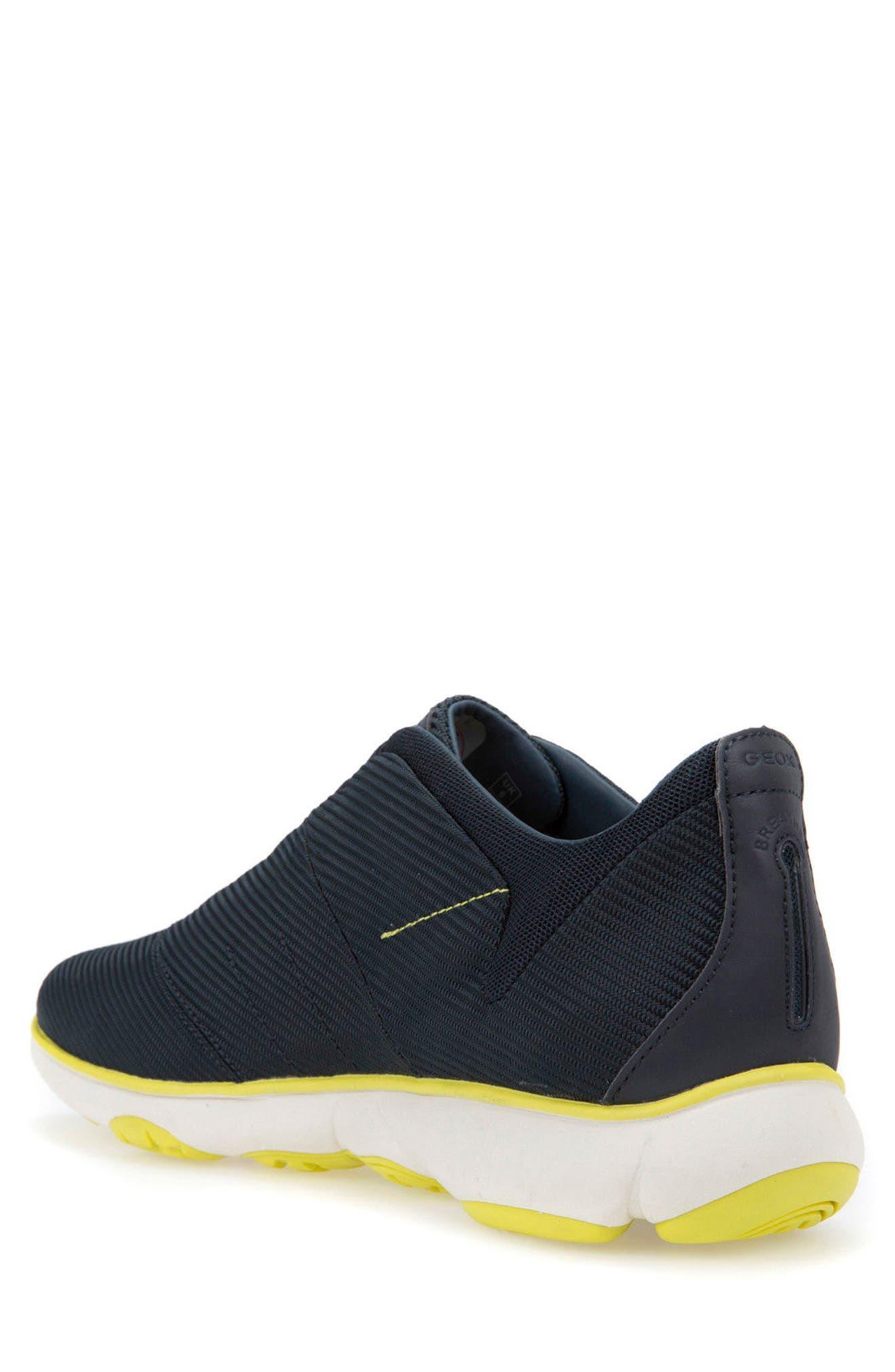 Nebula 35 Slip-On Sneaker,                             Alternate thumbnail 2, color,                             Navy