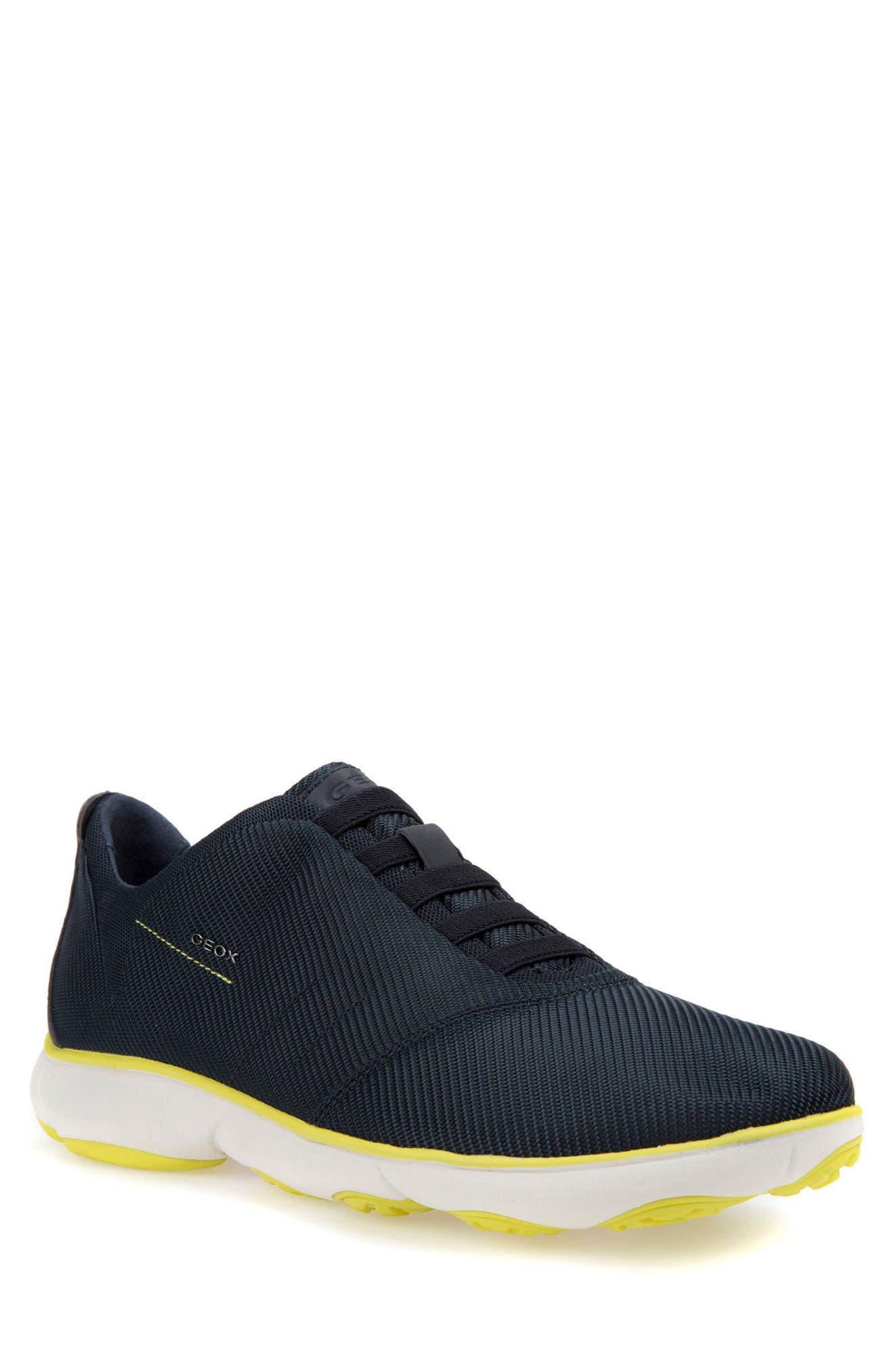 Nebula 35 Slip-On Sneaker,                         Main,                         color, Navy