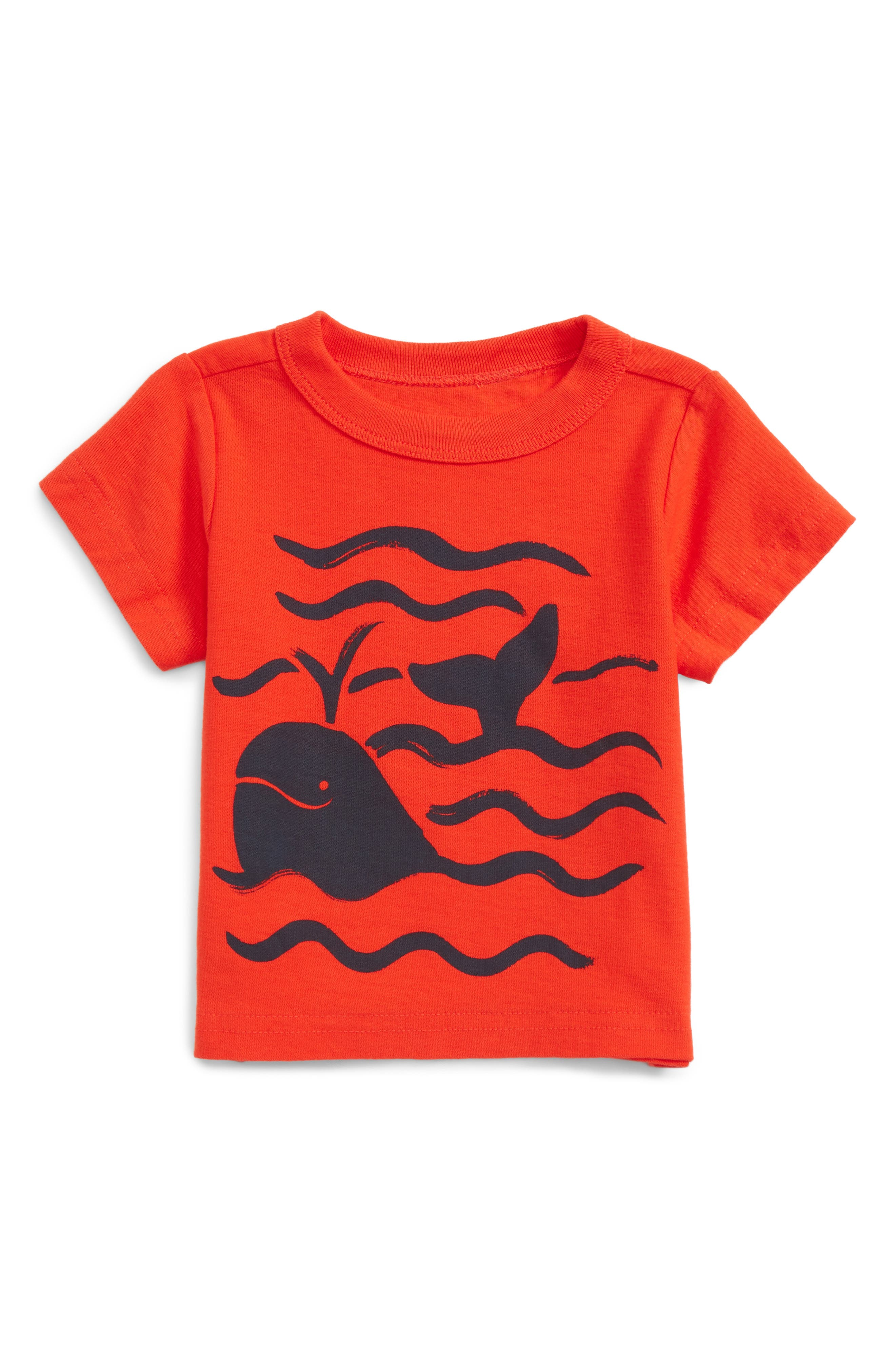 Tea Collection The Minch Graphic T-Shirt (Baby Boys)