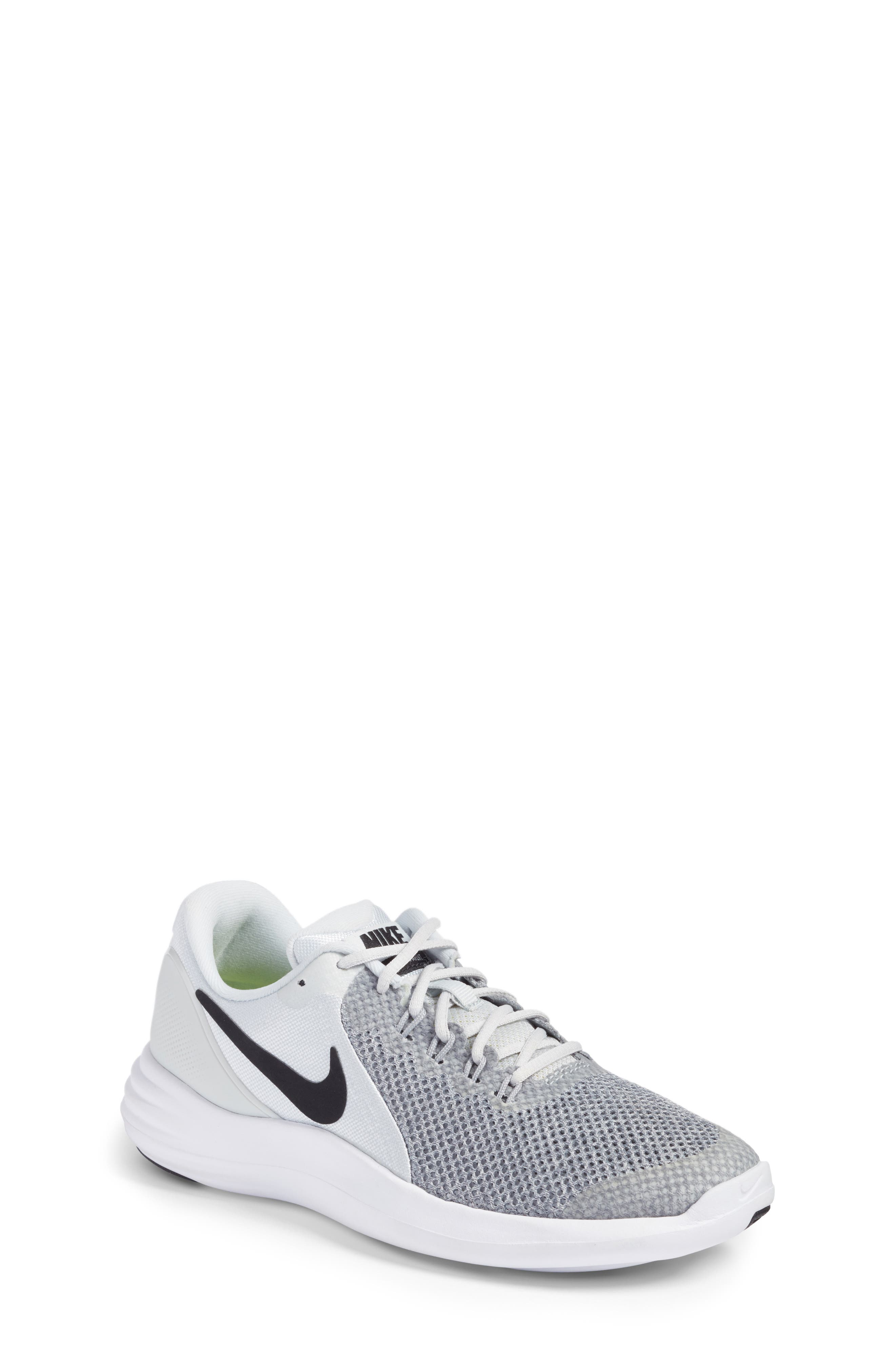Nike Lunar Apparent GS Sneaker (Big Kid)