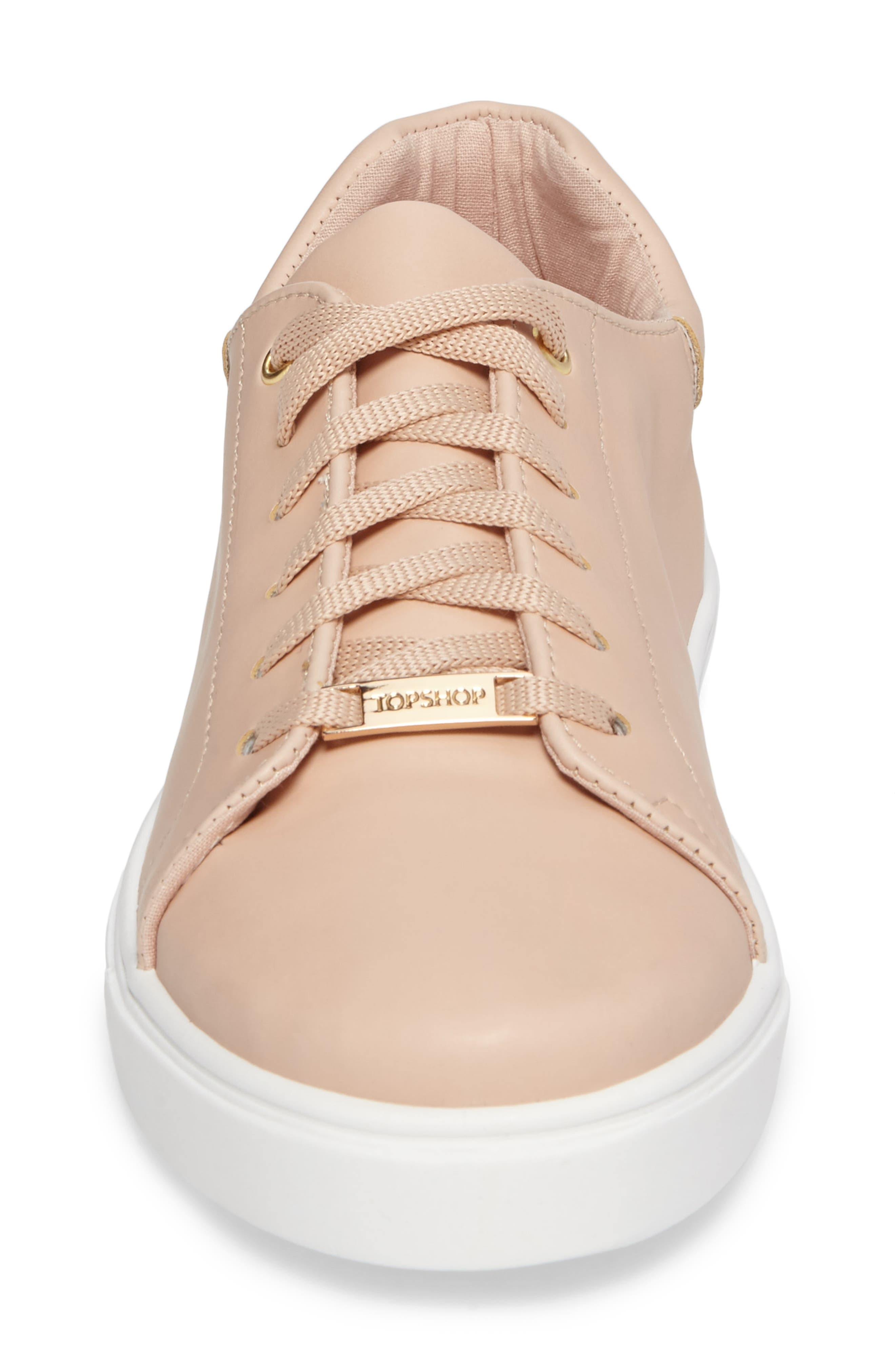 Alternate Image 4  - Topshop Cluster Sneaker (Women)