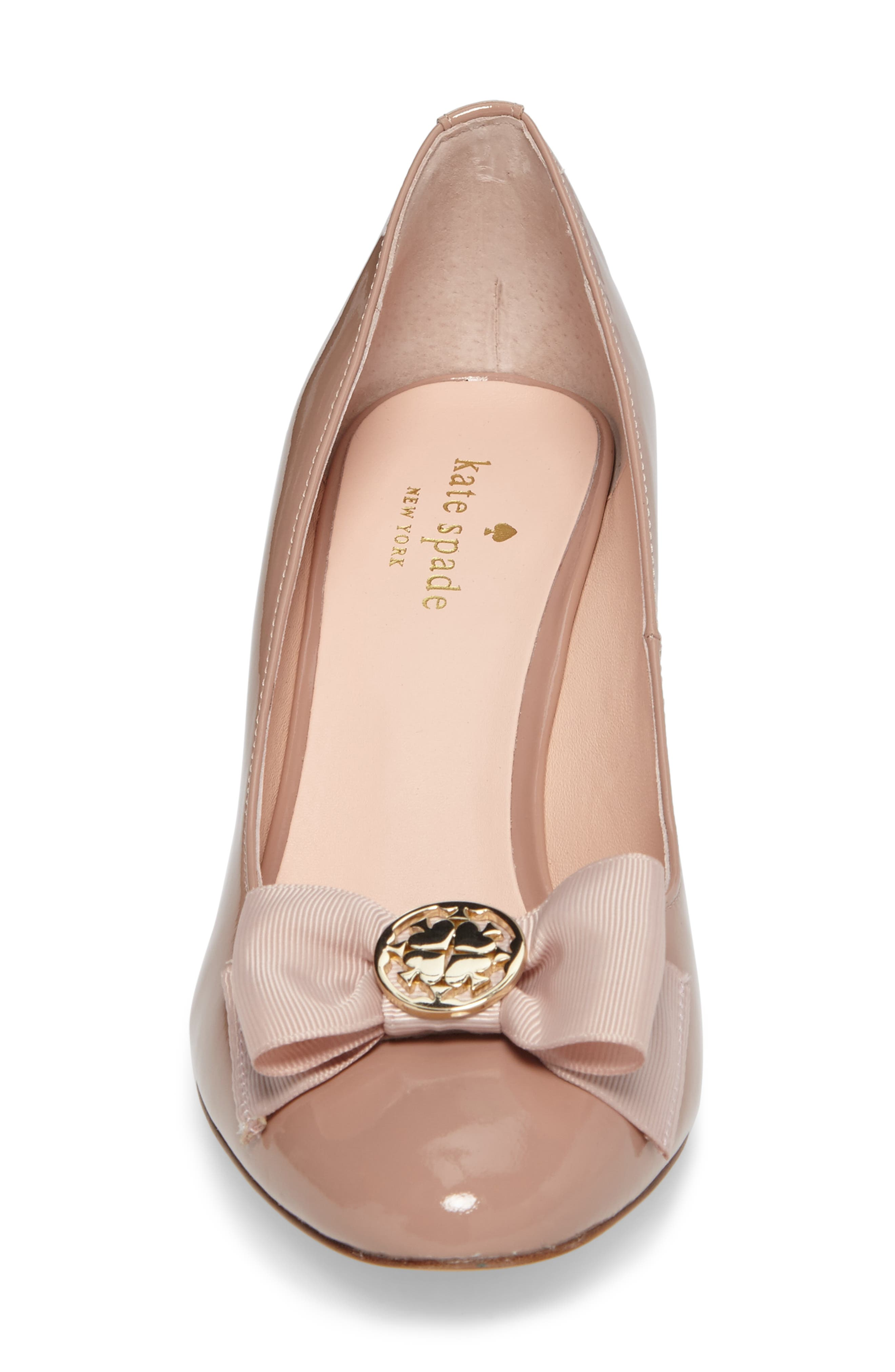 Alternate Image 4  - kate spade new york wescott wedge pump (Women)