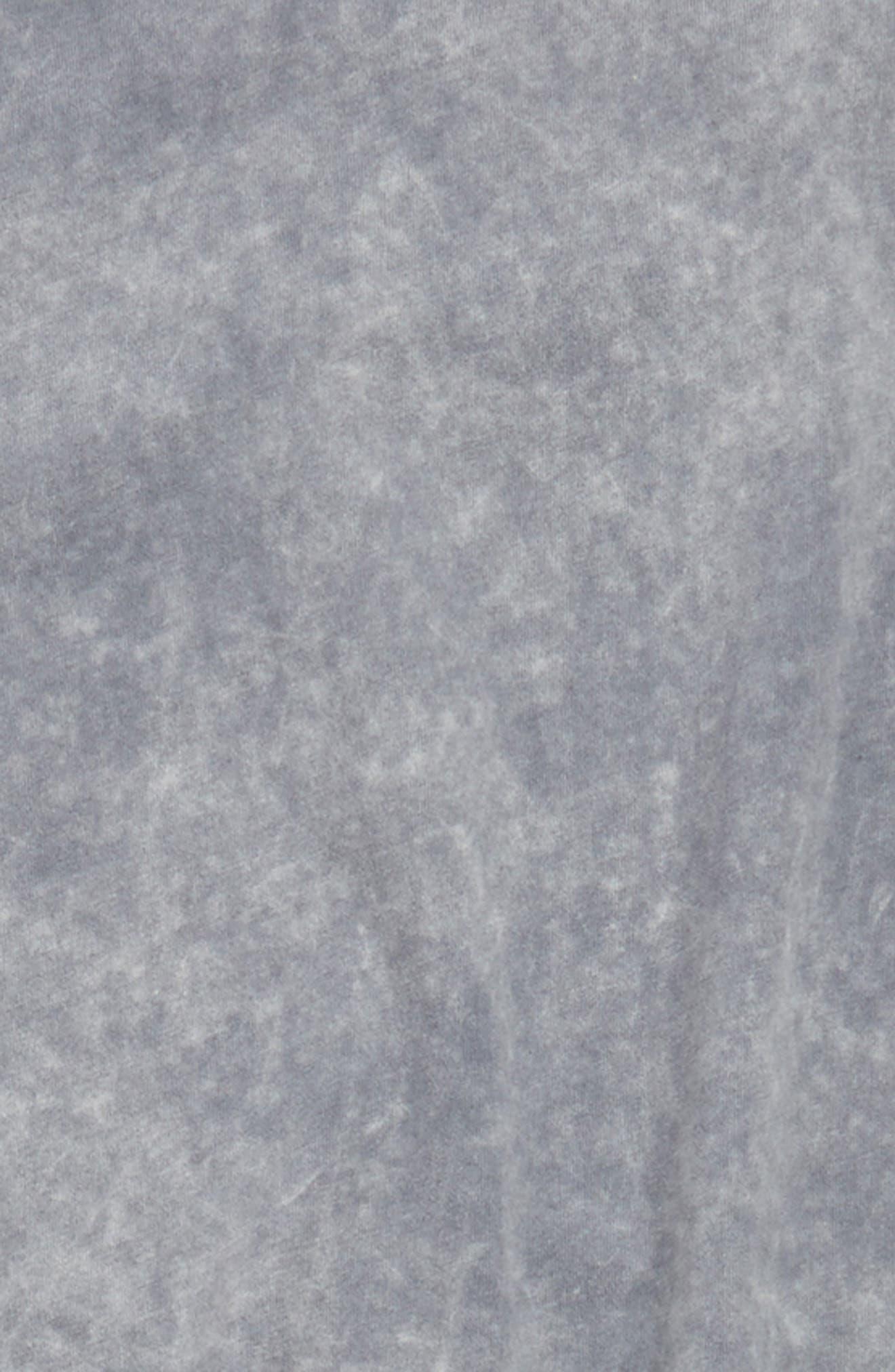 Alternate Image 2  - Treasure & Bond Polo Hem Crewneck T-Shirt (Big Boy)