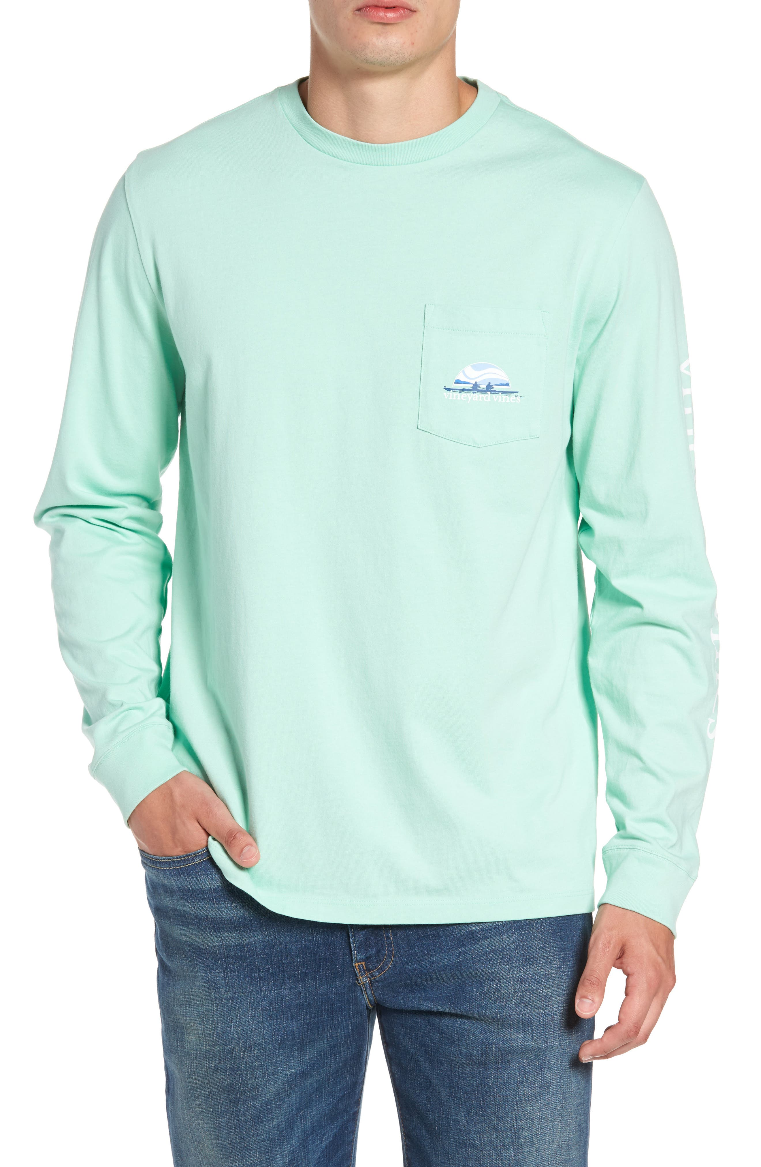 Alternate Image 2  - Vineyard Vines Rowing Graphic T-Shirt
